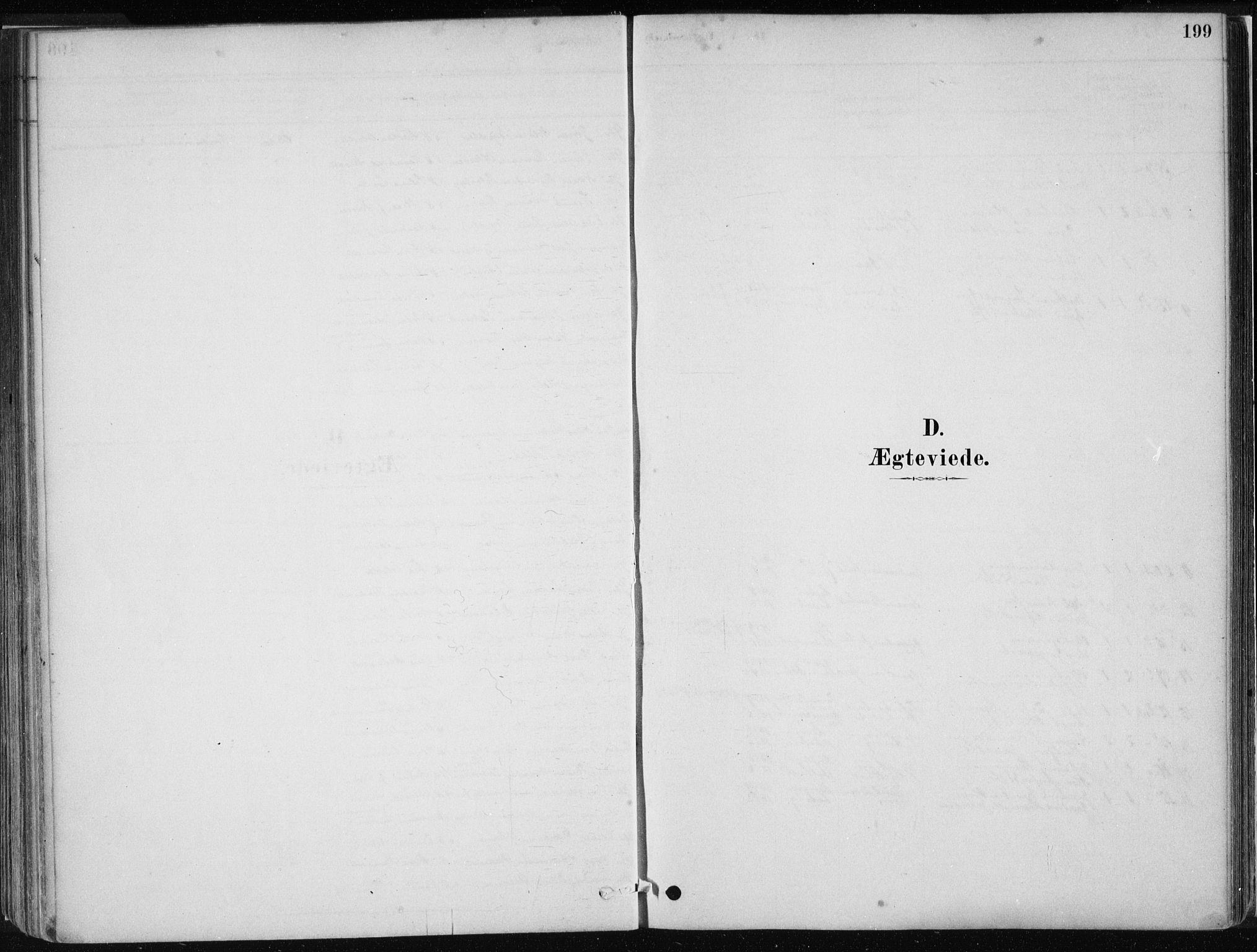 SAB, Stord sokneprestembete, H/Haa: Ministerialbok nr. B 2, 1878-1913, s. 199