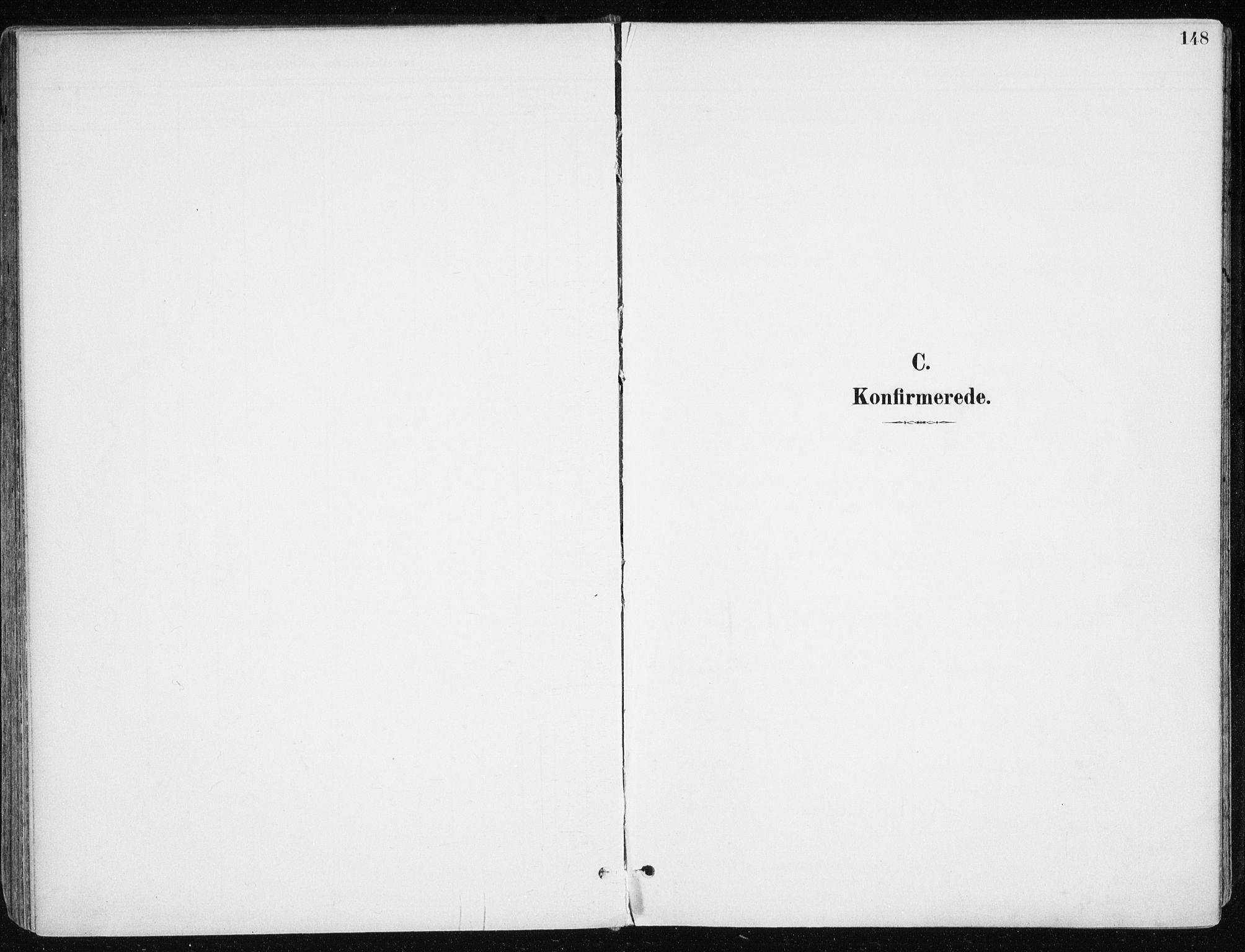 SATØ, Kvæfjord sokneprestkontor, G/Ga/Gaa/L0006kirke: Ministerialbok nr. 6, 1895-1914, s. 148