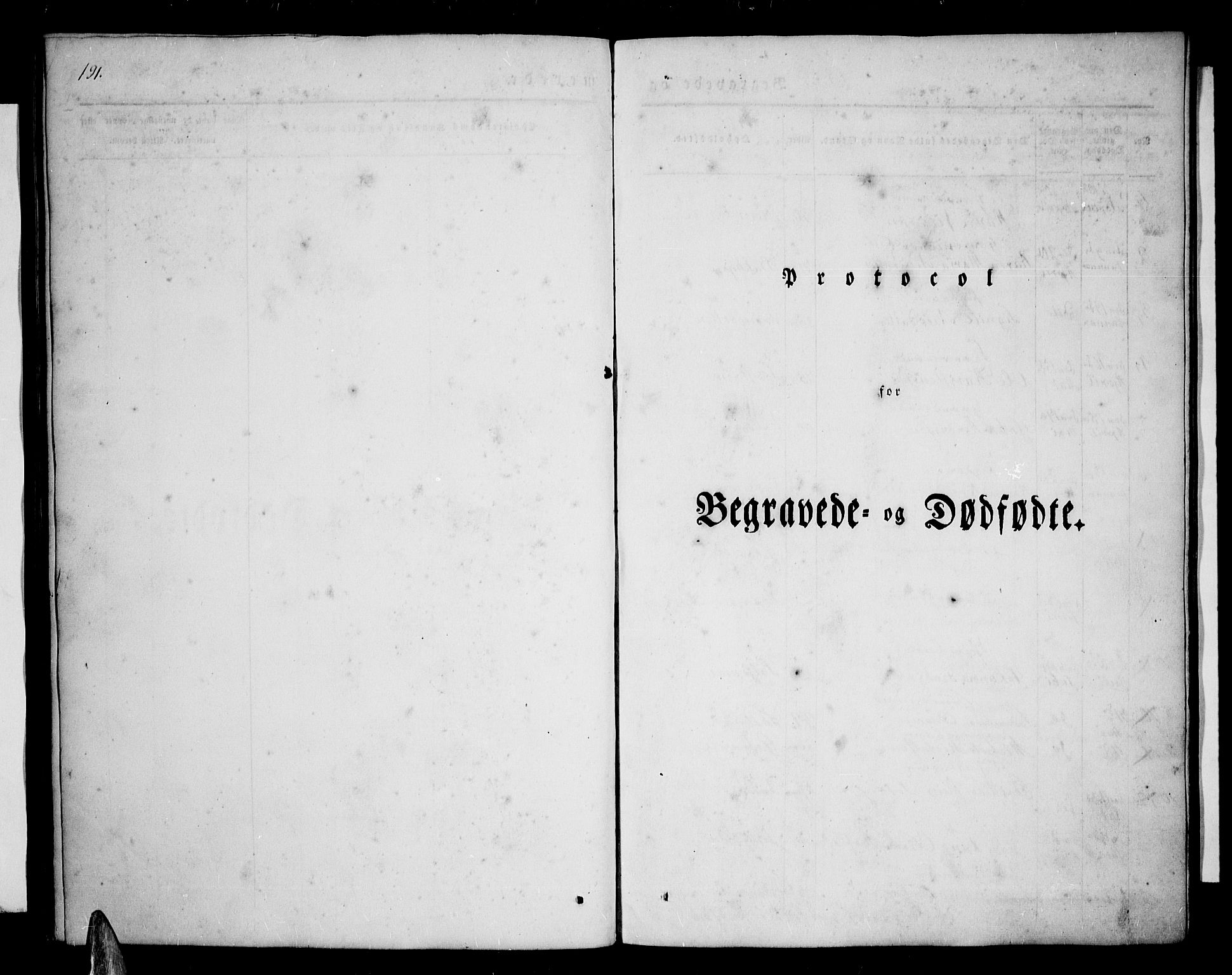 SATØ, Tranøy sokneprestkontor, I/Ia/Iab/L0001klokker: Klokkerbok nr. 1, 1835-1853, s. 191