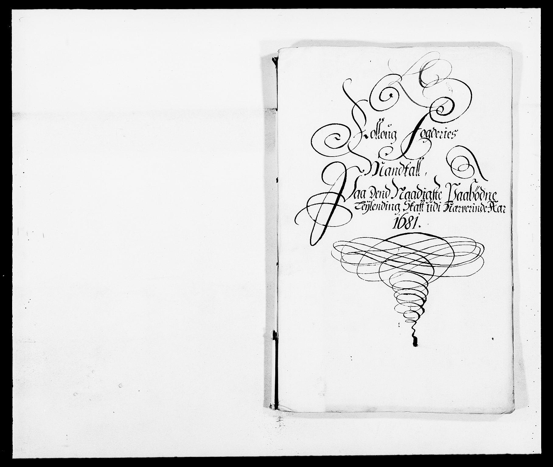 RA, Rentekammeret inntil 1814, Reviderte regnskaper, Fogderegnskap, R09/L0429: Fogderegnskap Follo, 1680-1681, s. 259