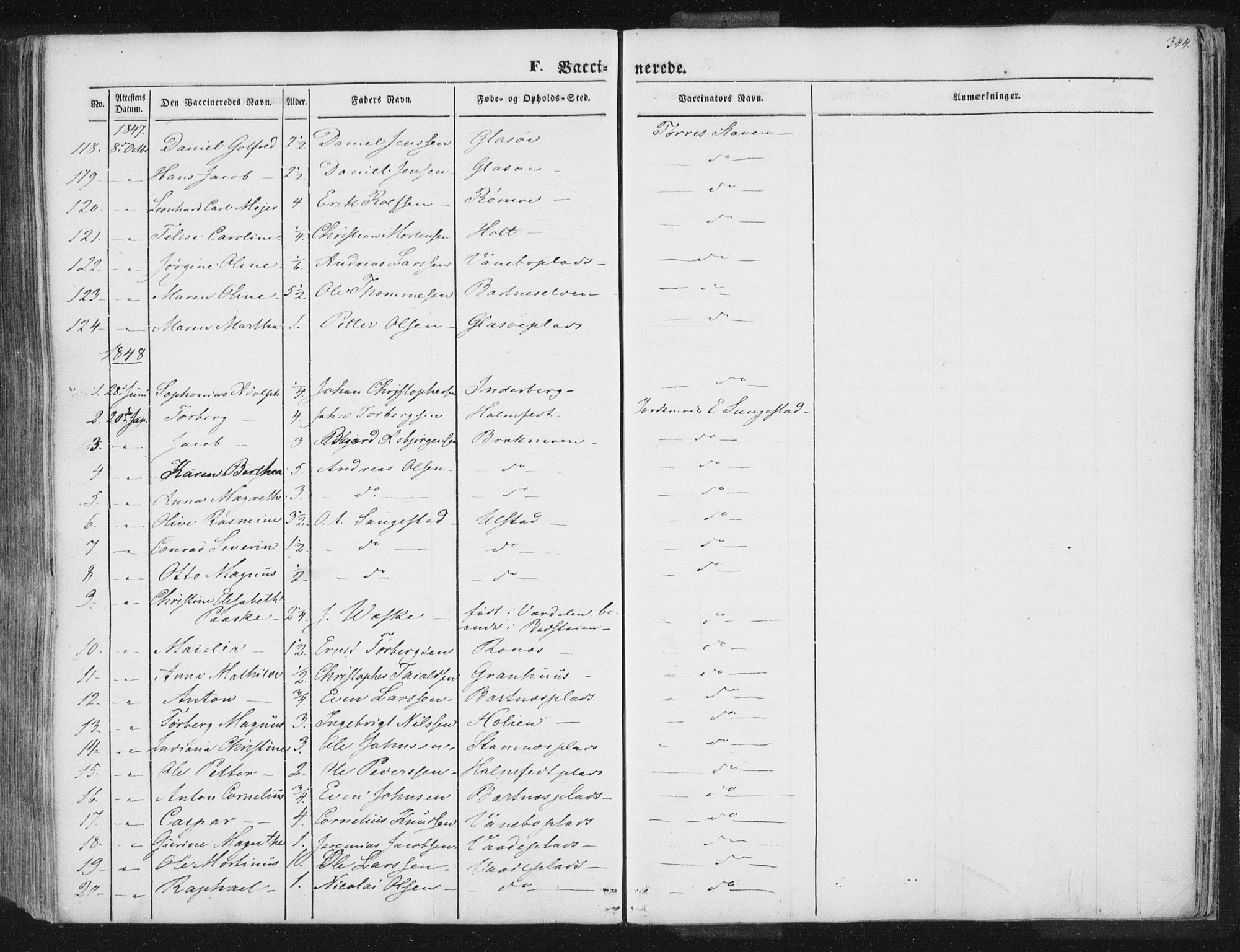 SAT, Ministerialprotokoller, klokkerbøker og fødselsregistre - Nord-Trøndelag, 741/L0392: Ministerialbok nr. 741A06, 1836-1848, s. 344