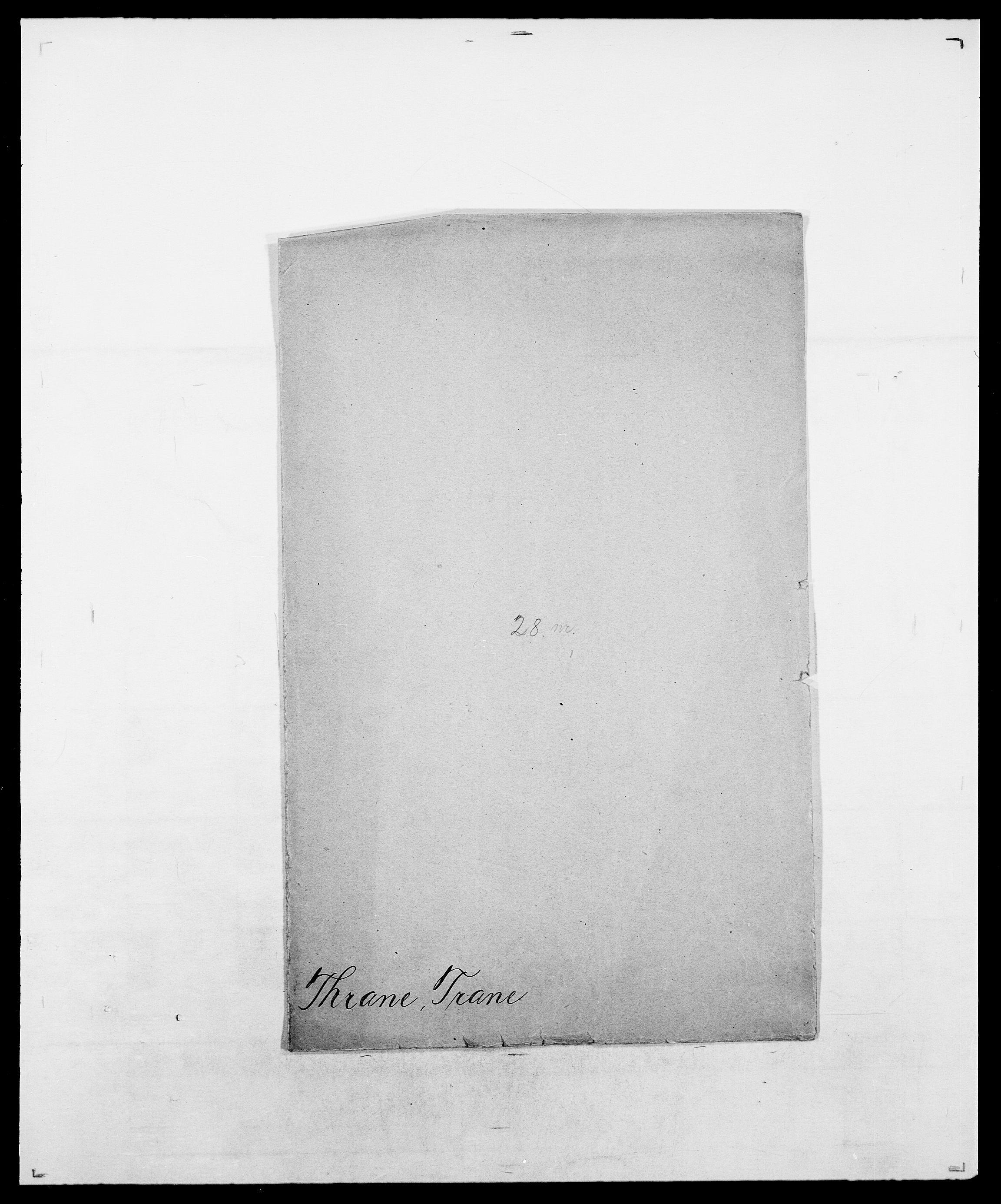 SAO, Delgobe, Charles Antoine - samling, D/Da/L0038: Svanenskjold - Thornsohn, s. 940