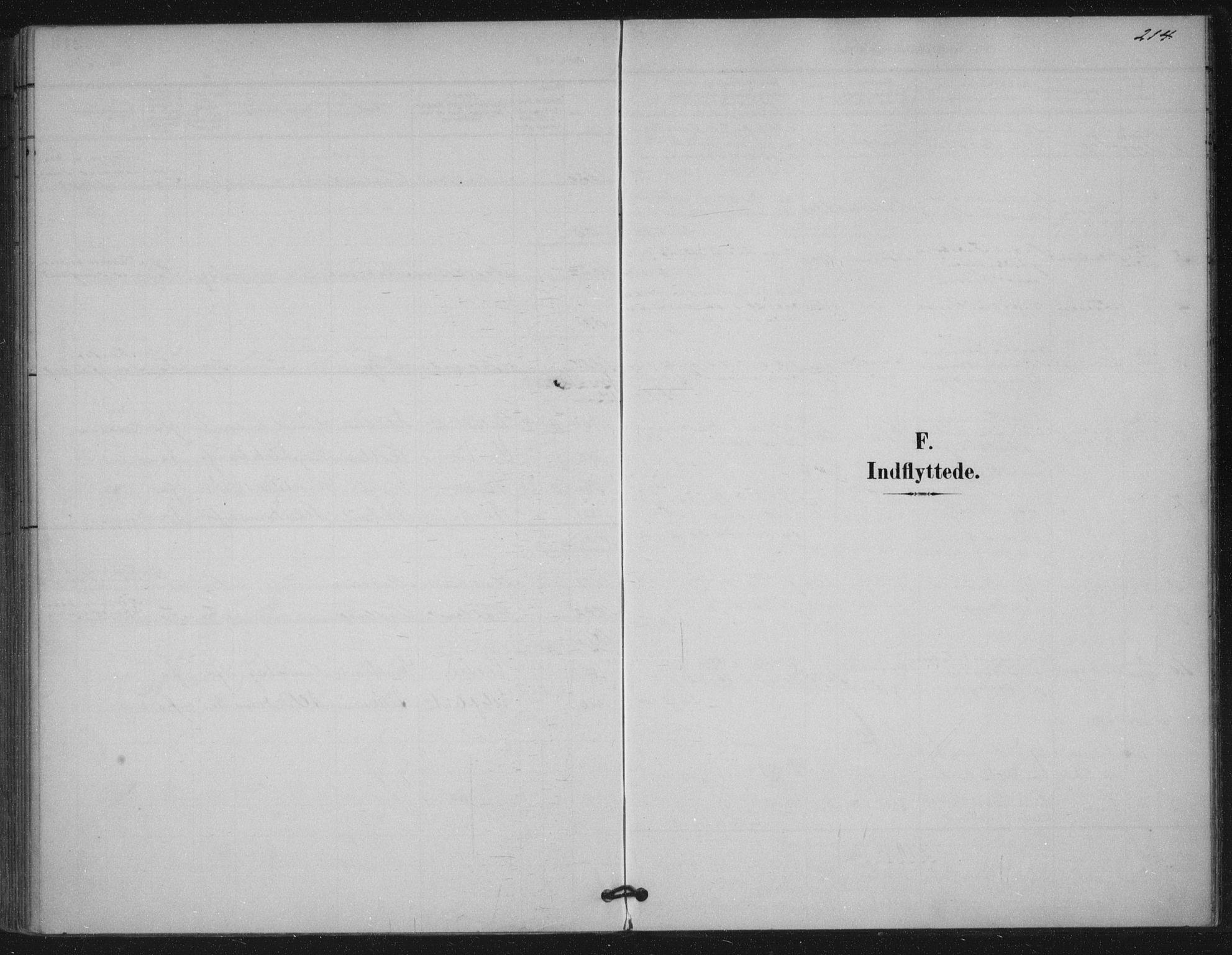 SAST, Skjold sokneprestkontor, H/Ha/Haa/L0011: Ministerialbok nr. A 11, 1897-1914, s. 214