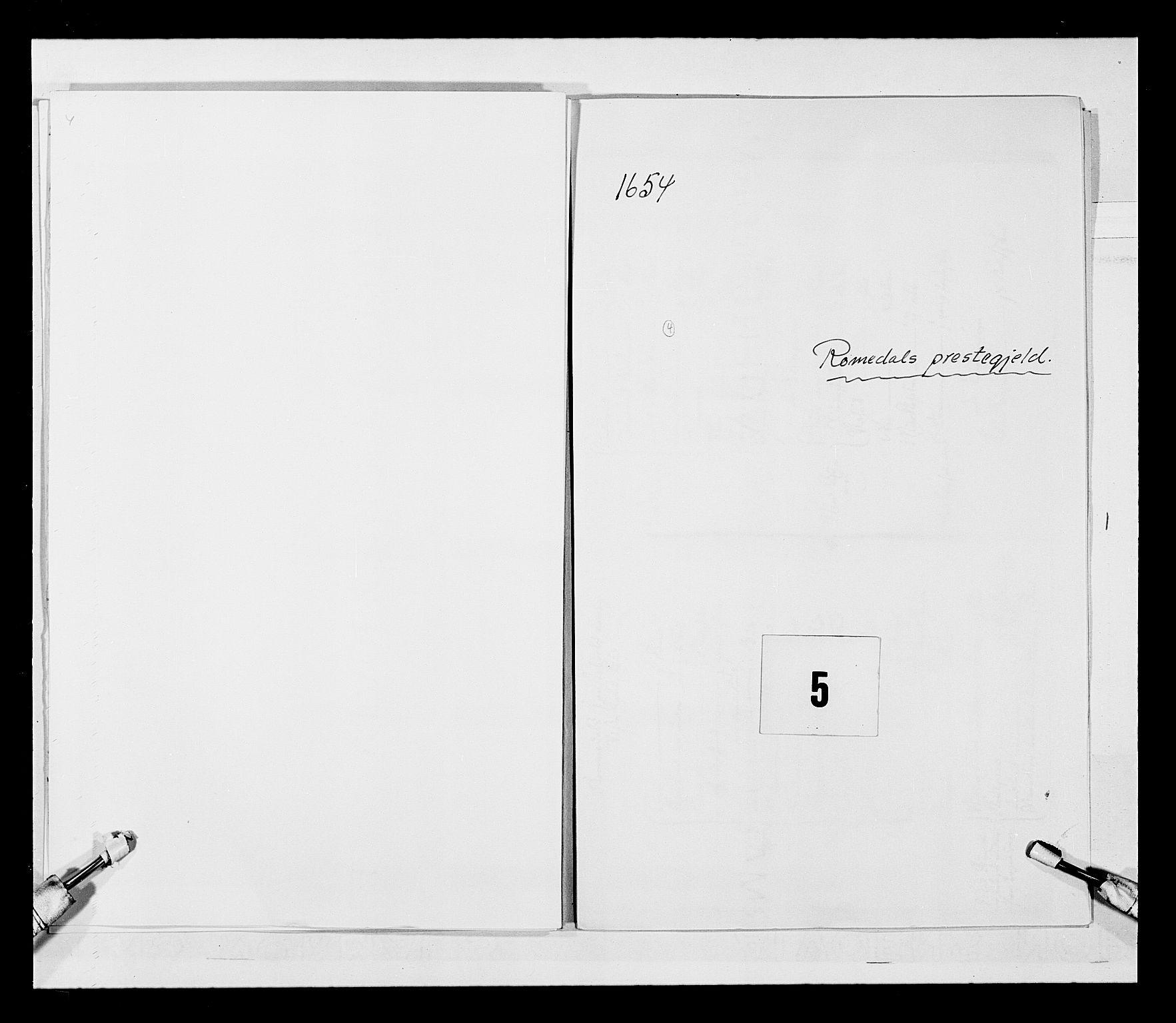RA, Stattholderembetet 1572-1771, Ek/L0030: Jordebøker 1633-1658:, 1654, s. 11