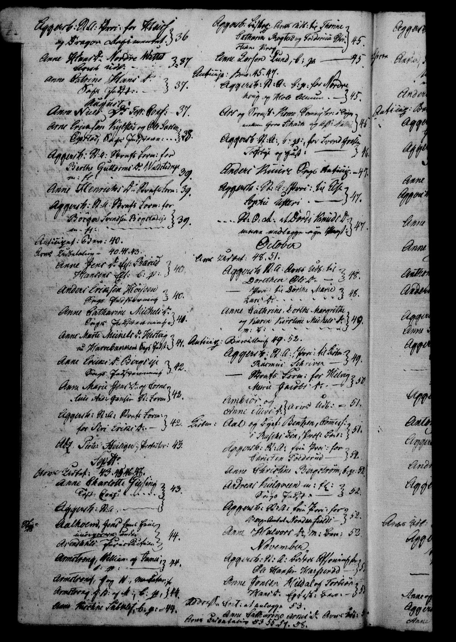 RA, Danske Kanselli 1800-1814, H/Hf/Hfb/Hfbc/L0006: Underskrivelsesbok m. register, 1805