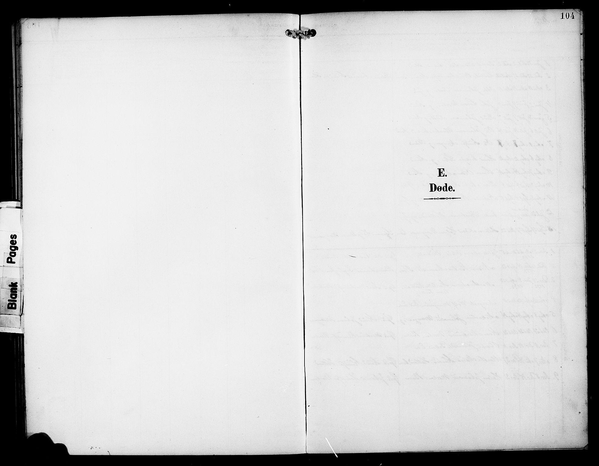 SAB, Manger sokneprestembete, H/Haa: Ministerialbok nr. B 2, 1893-1906, s. 104