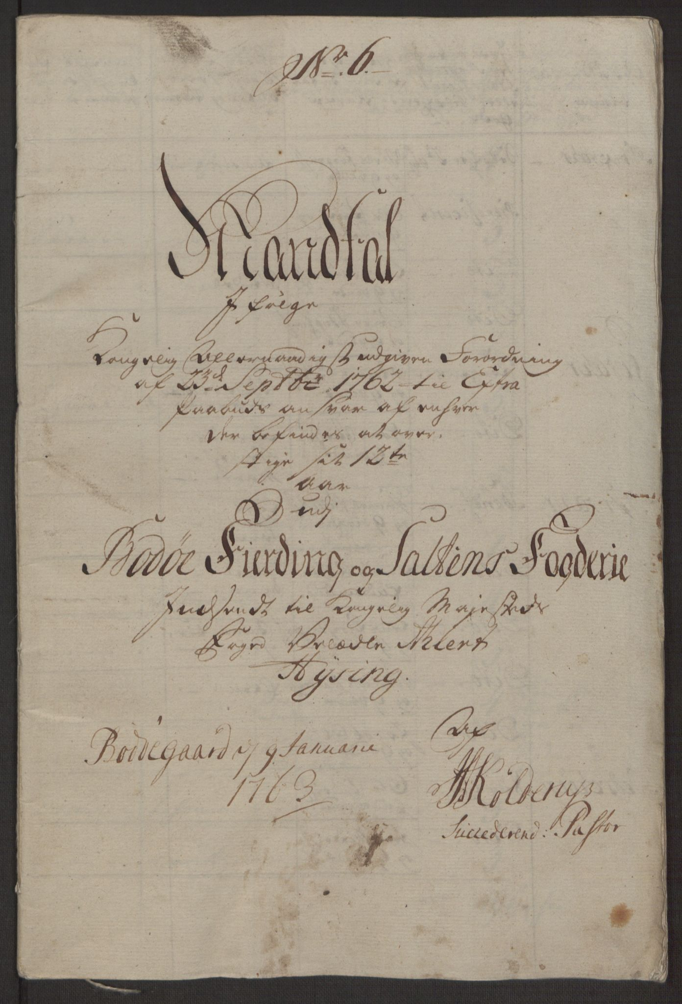 RA, Rentekammeret inntil 1814, Realistisk ordnet avdeling, Ol/L0022a: [Gg 10]: Ekstraskatten, 23.09.1762. Nordlands amt, 1762-1763, s. 112