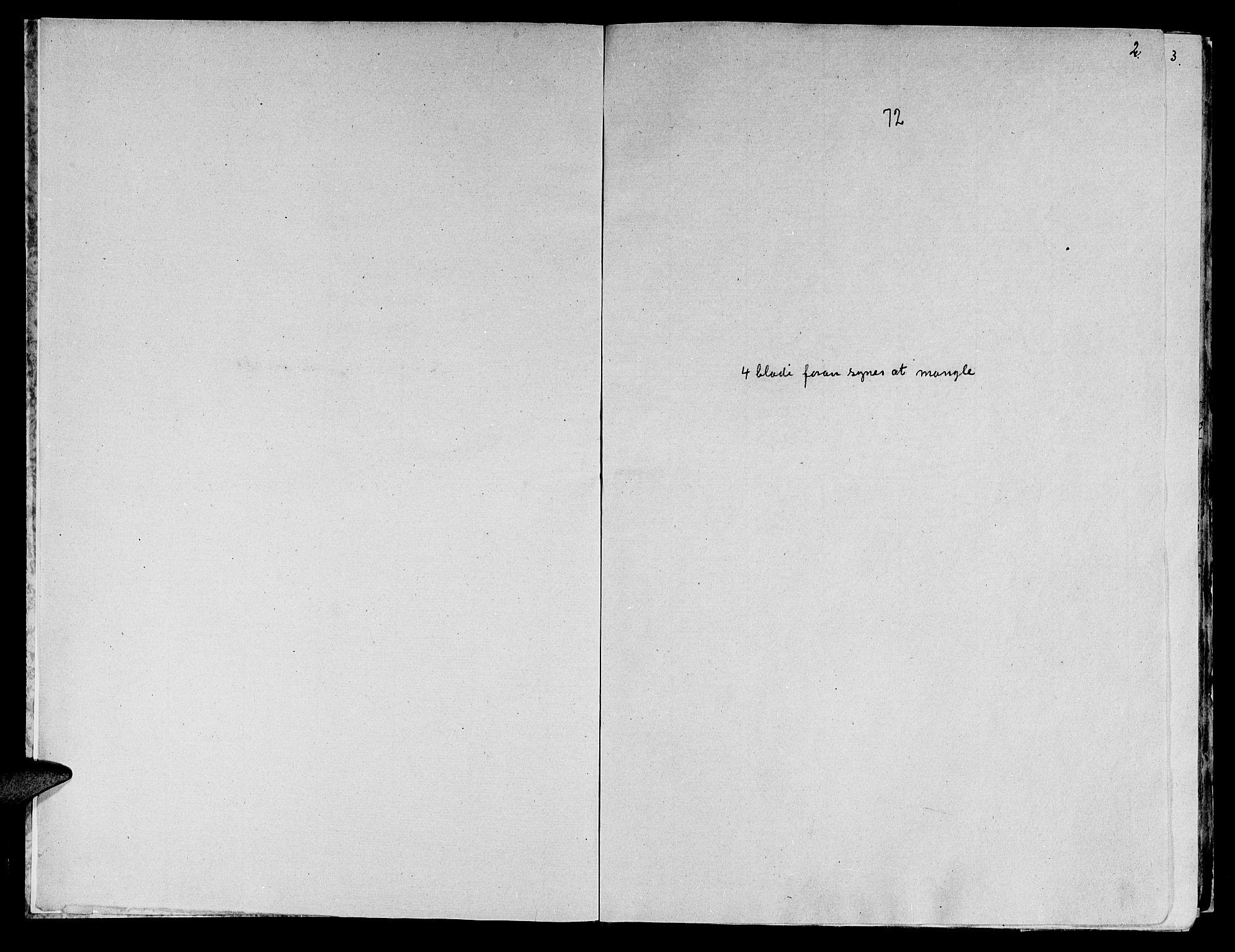SAT, Ministerialprotokoller, klokkerbøker og fødselsregistre - Nord-Trøndelag, 701/L0003: Ministerialbok nr. 701A03, 1751-1783, s. 2