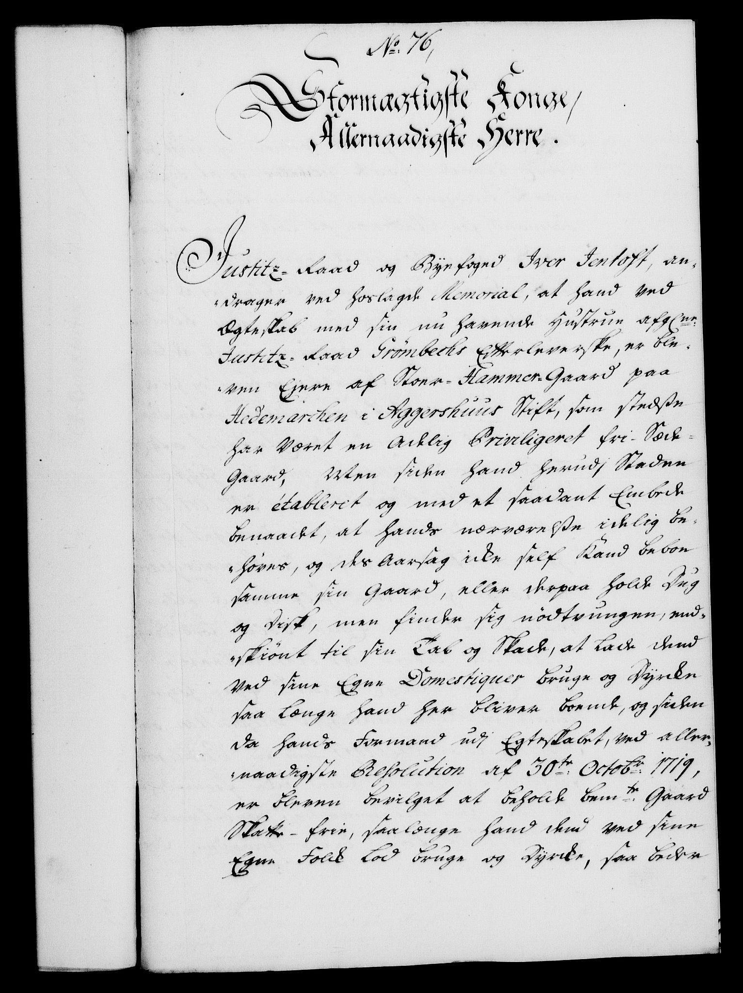RA, Rentekammeret, Kammerkanselliet, G/Gf/Gfa/L0024: Norsk relasjons- og resolusjonsprotokoll (merket RK 52.24), 1741, s. 459