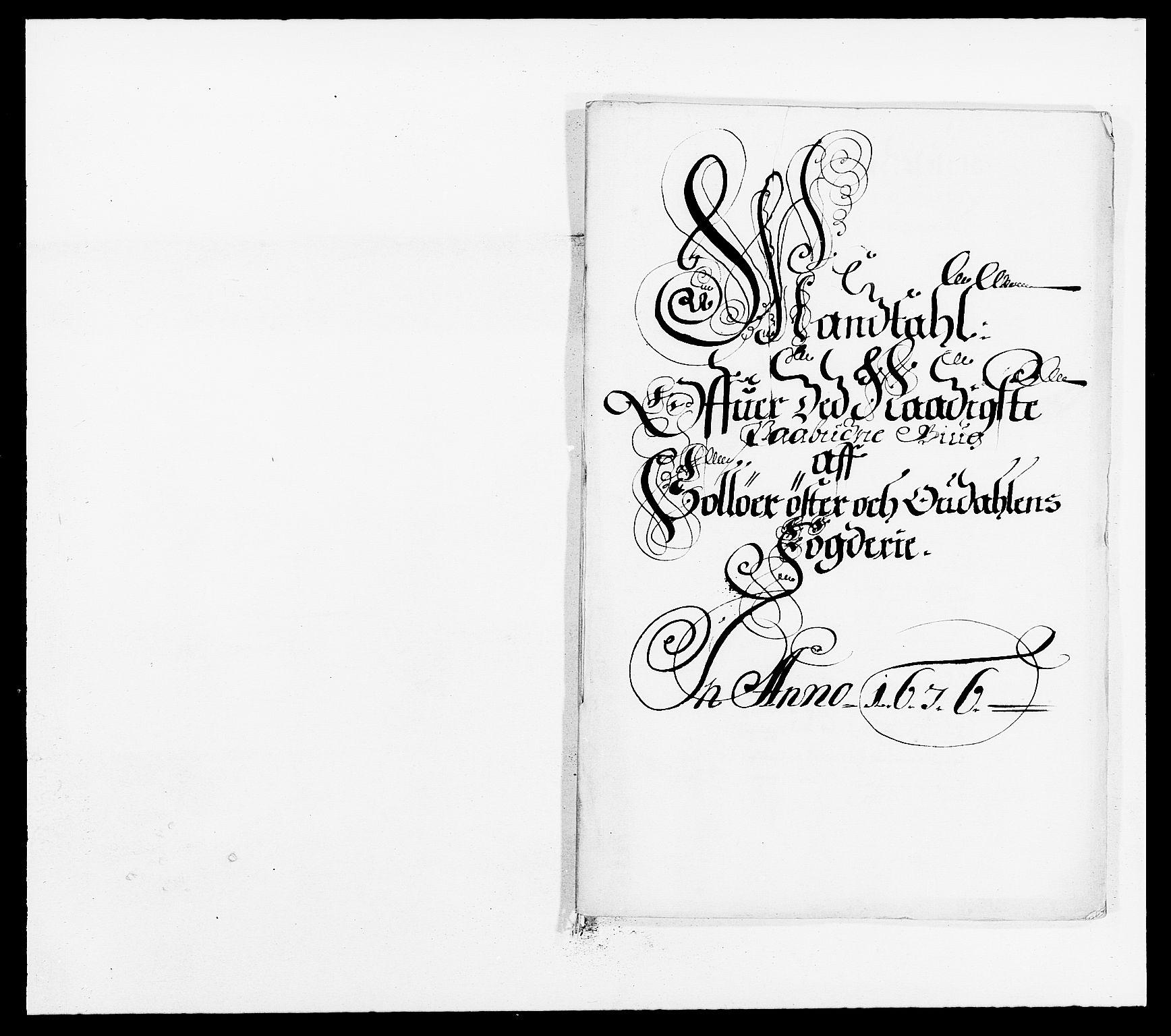 RA, Rentekammeret inntil 1814, Reviderte regnskaper, Fogderegnskap, R13/L0811: Fogderegnskap Solør, Odal og Østerdal, 1676, s. 204