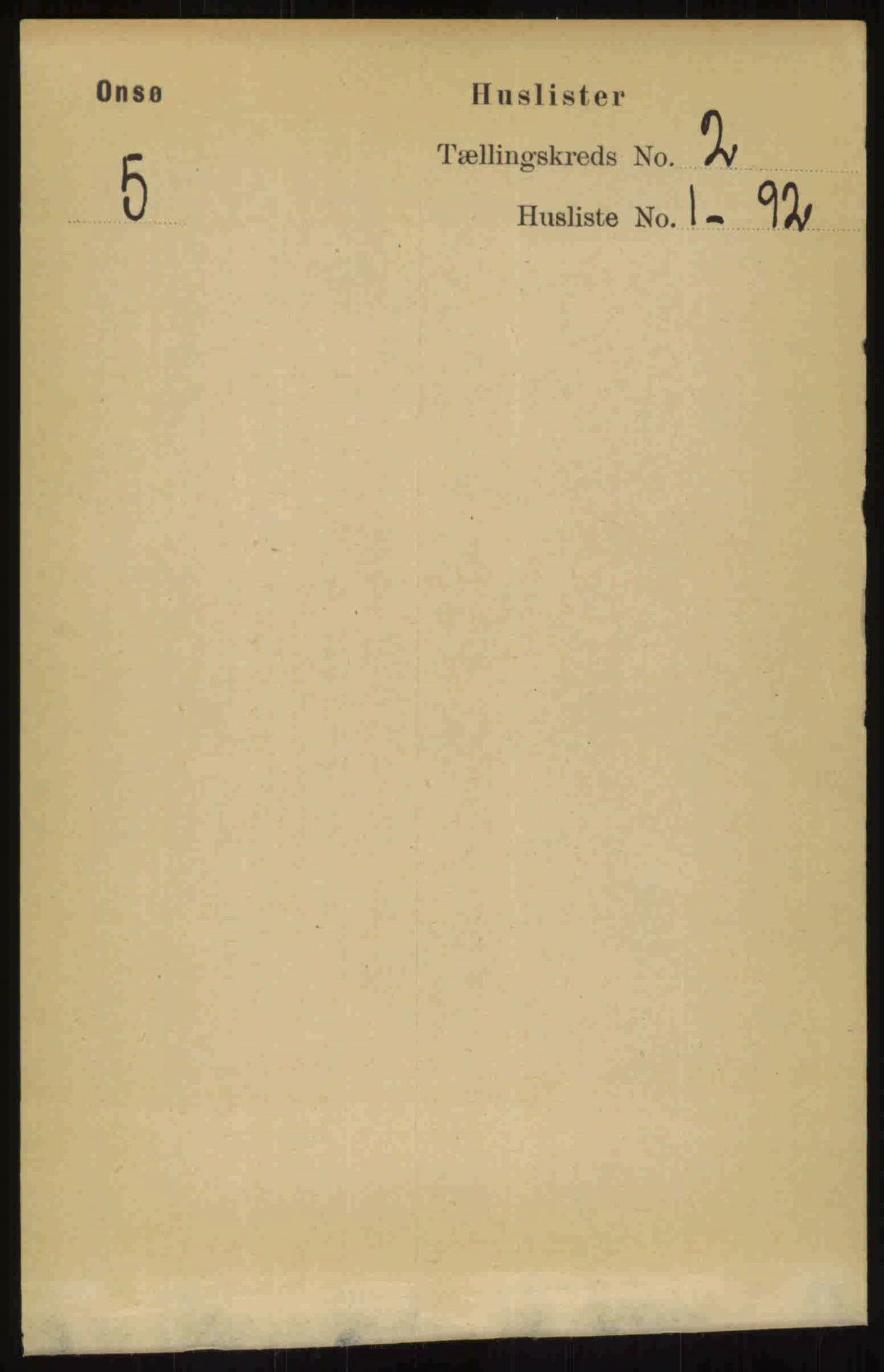 RA, Folketelling 1891 for 0134 Onsøy herred, 1891, s. 810