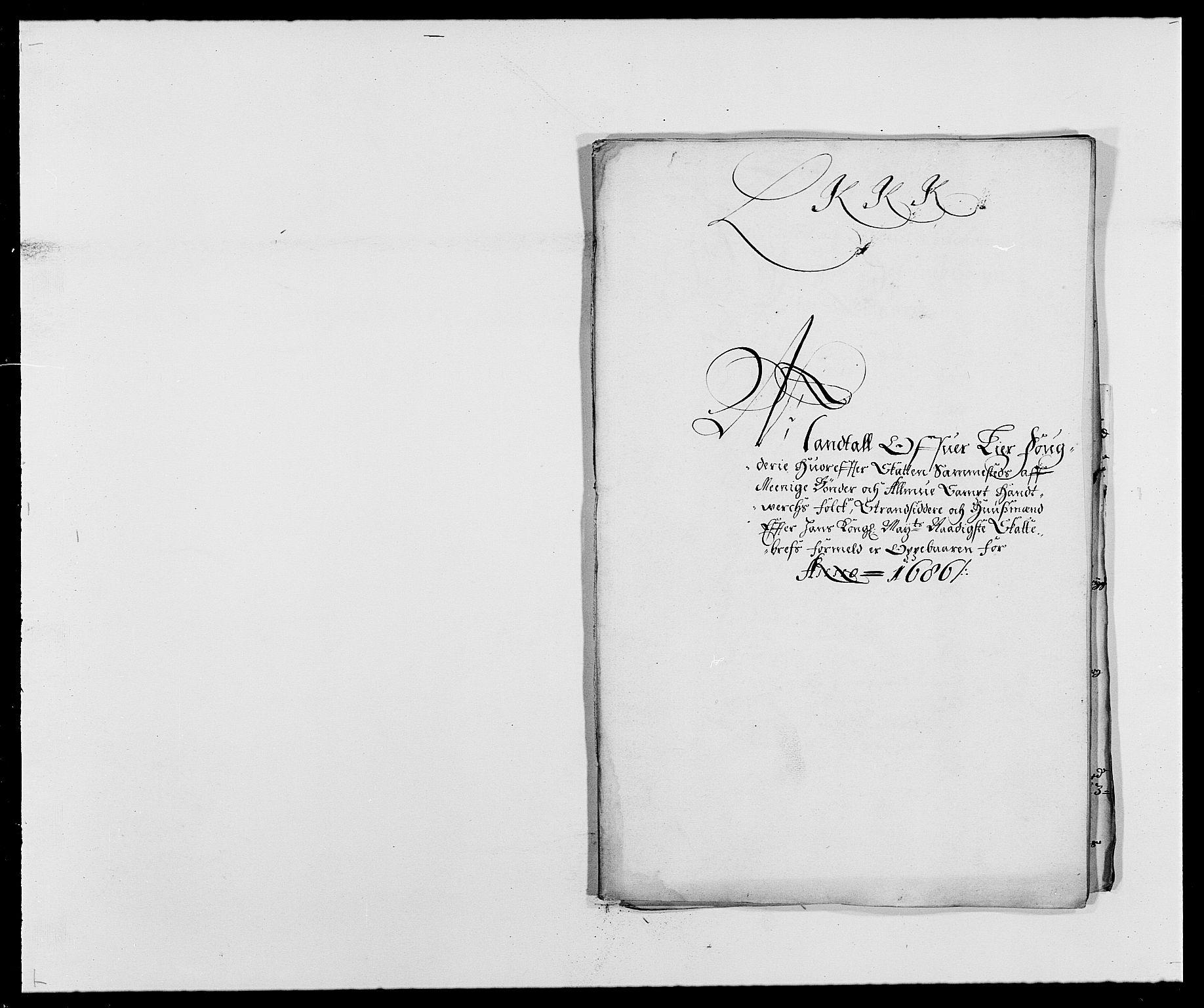 RA, Rentekammeret inntil 1814, Reviderte regnskaper, Fogderegnskap, R27/L1687: Fogderegnskap Lier, 1678-1686, s. 236