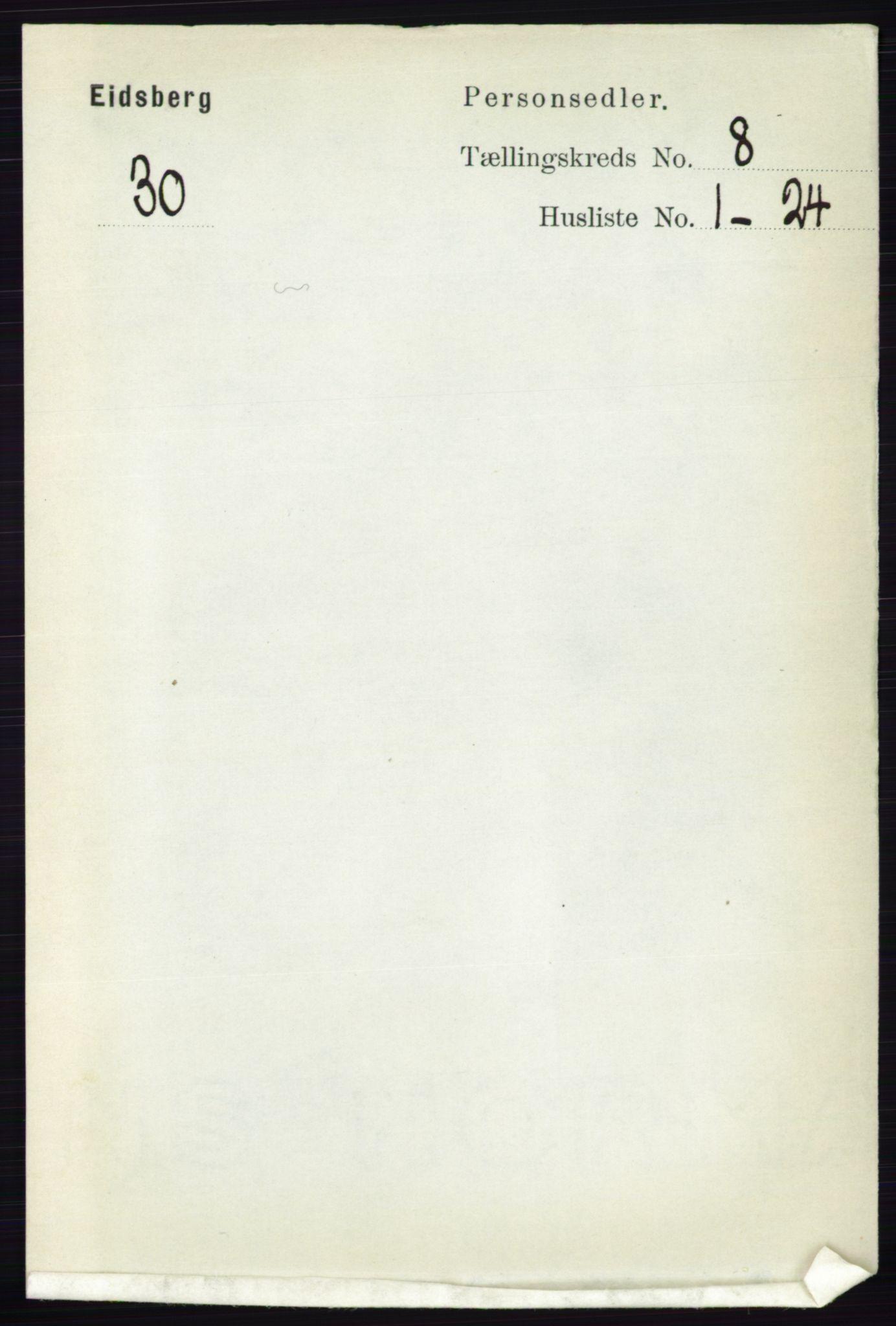 RA, Folketelling 1891 for 0125 Eidsberg herred, 1891, s. 4636