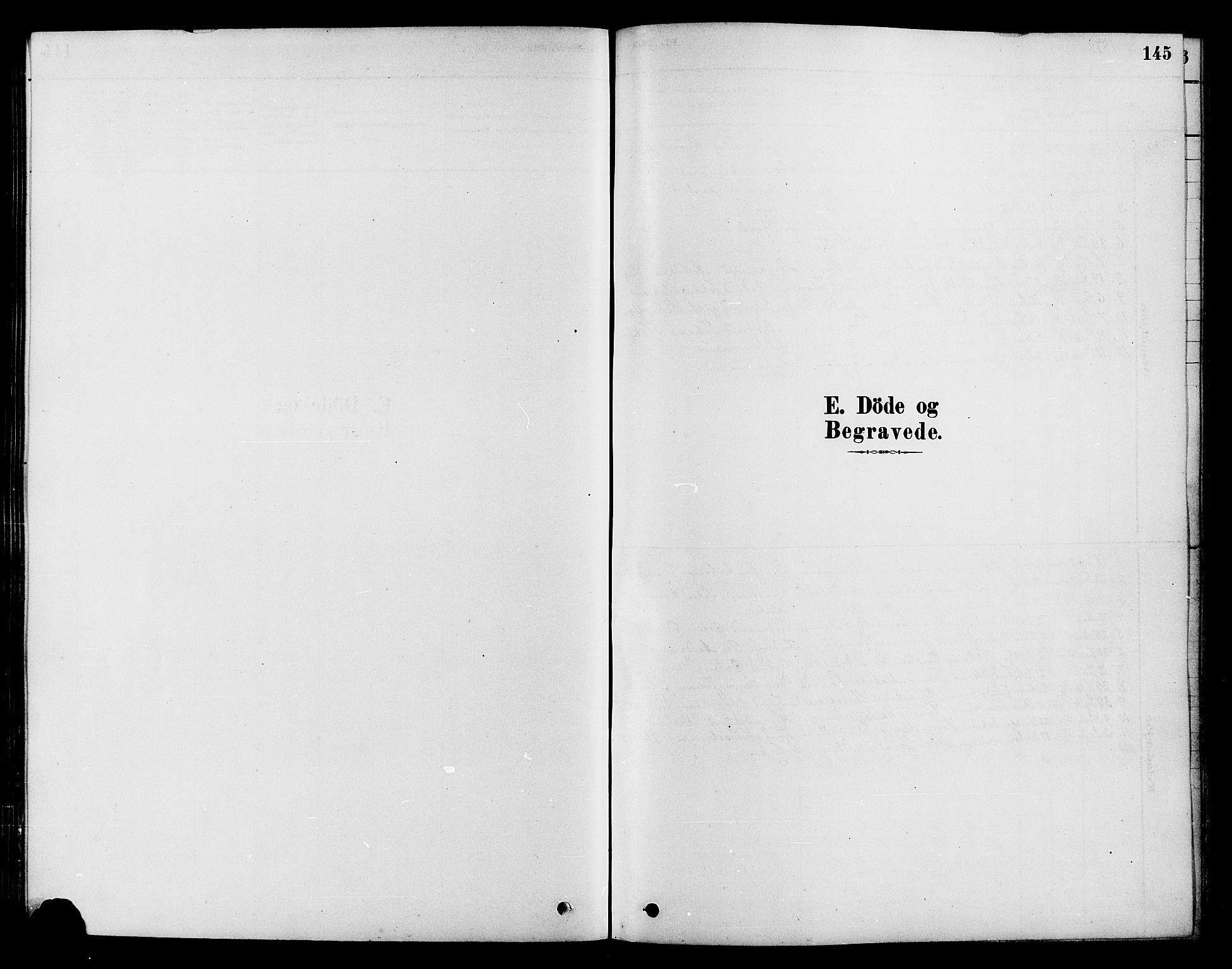 SAH, Søndre Land prestekontor, K/L0002: Ministerialbok nr. 2, 1878-1894, s. 145