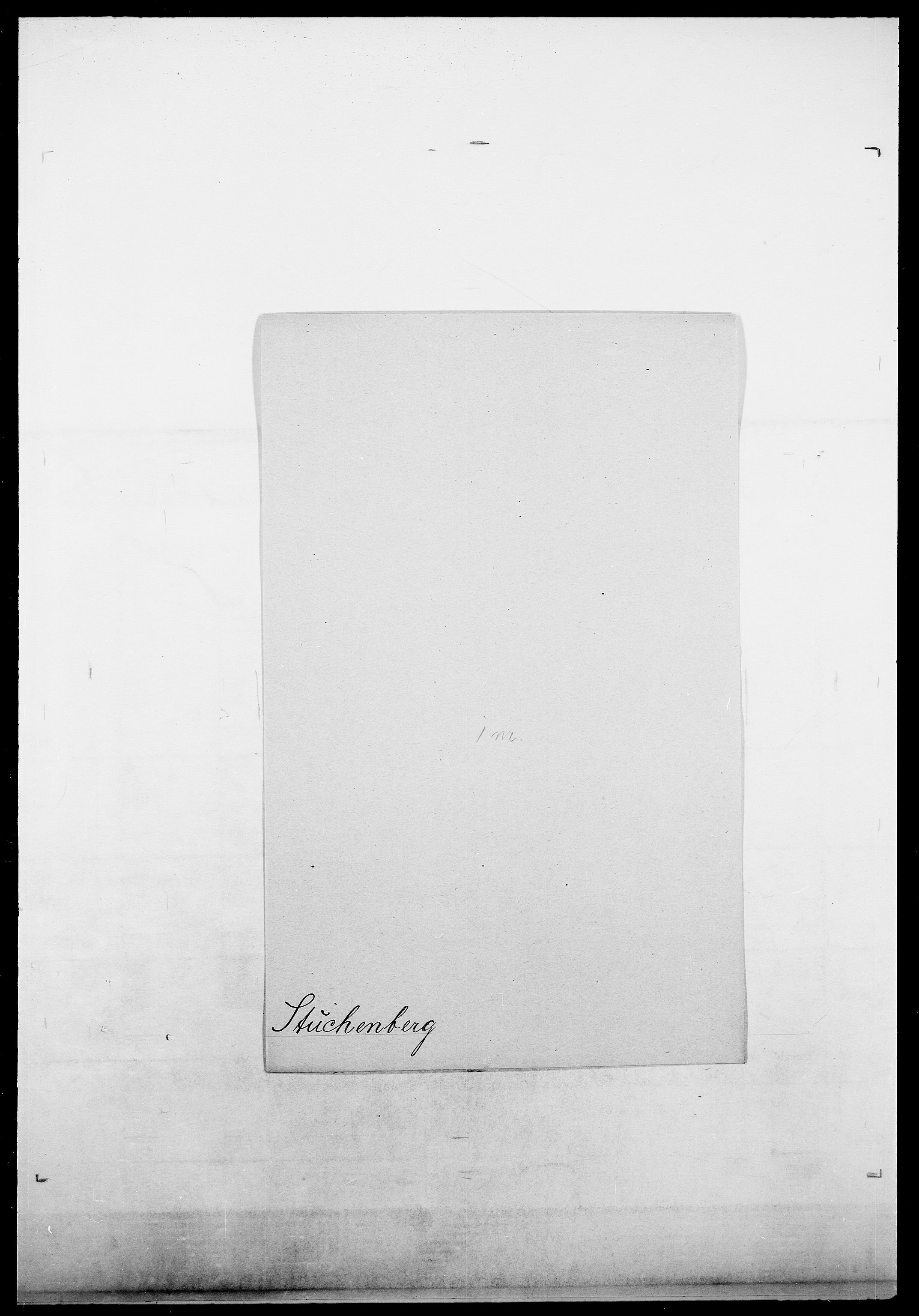 SAO, Delgobe, Charles Antoine - samling, D/Da/L0037: Steen, Sthen, Stein - Svare, Svanige, Svanne, se også Svanning og Schwane, s. 802