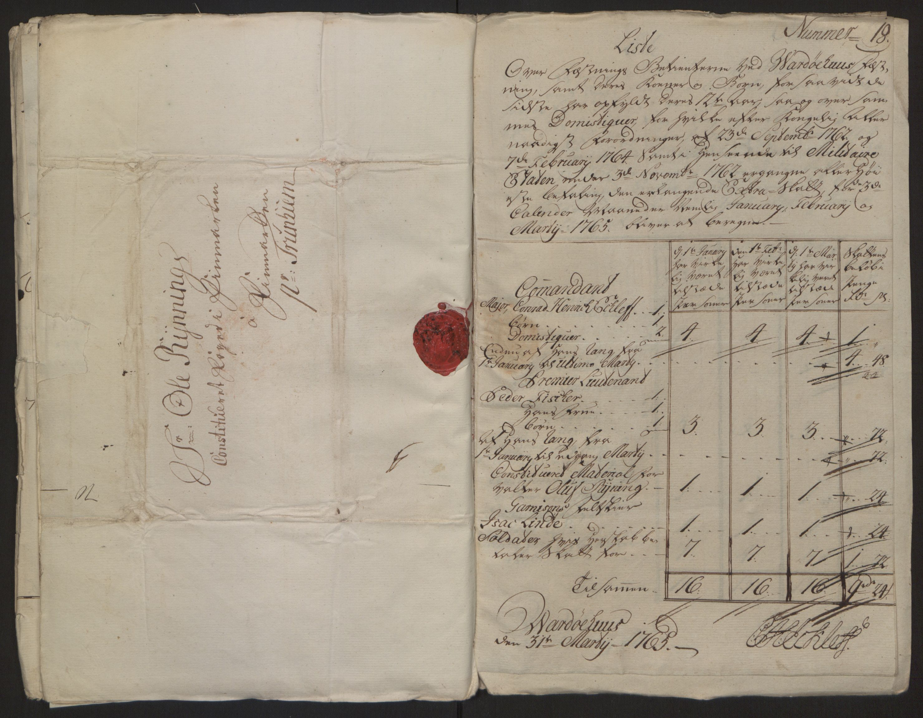 RA, Rentekammeret inntil 1814, Reviderte regnskaper, Fogderegnskap, R69/L4910: Ekstraskatten  Finnmark/Vardøhus, 1762-1772, s. 162