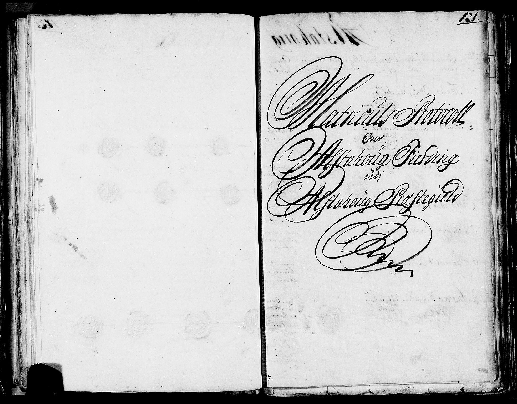 RA, Rentekammeret inntil 1814, Realistisk ordnet avdeling, N/Nb/Nbf/L0170: Helgeland eksaminasjonsprotokoll, 1723, s. 120b-121a