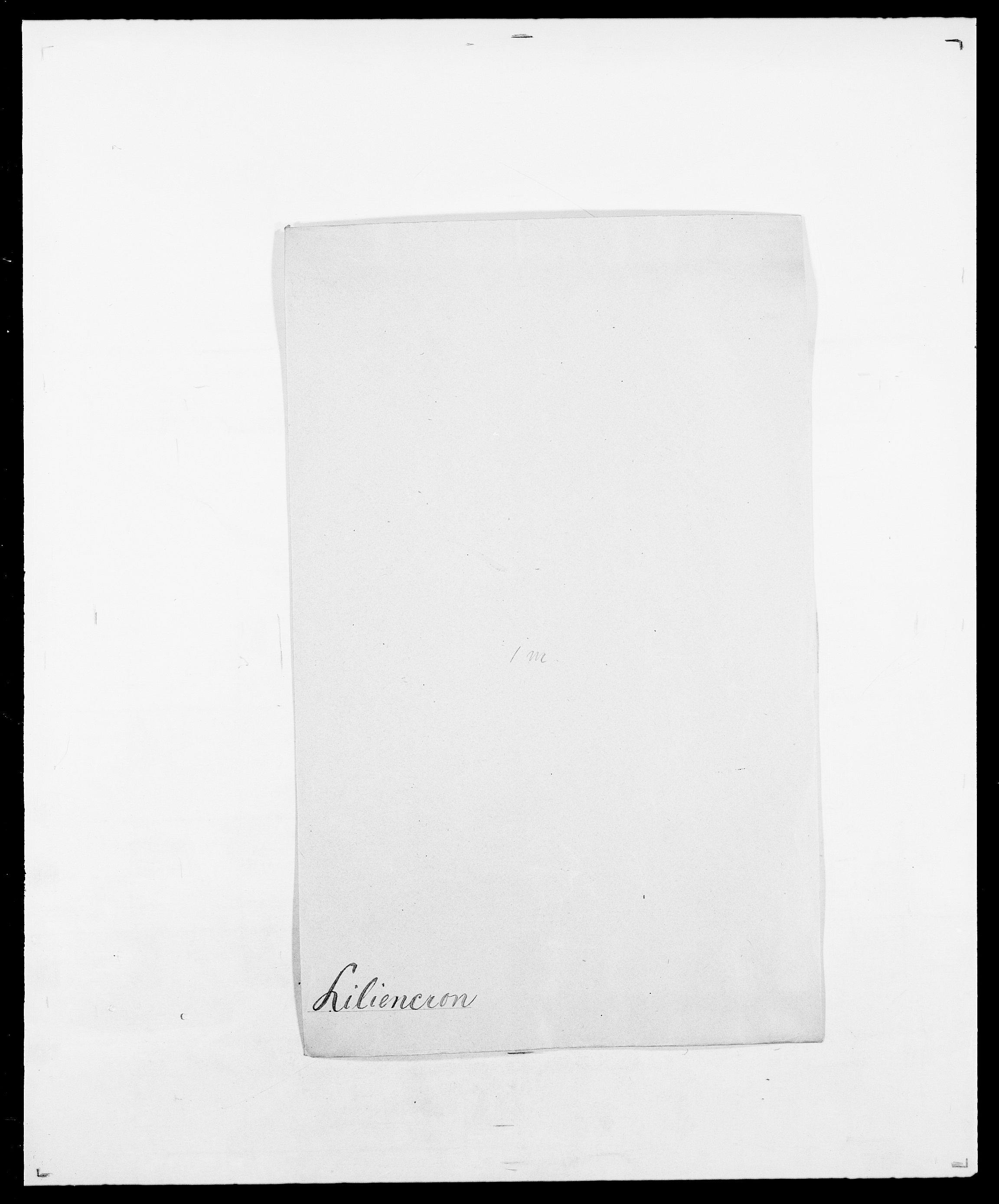 SAO, Delgobe, Charles Antoine - samling, D/Da/L0023: Lau - Lirvyn, s. 398