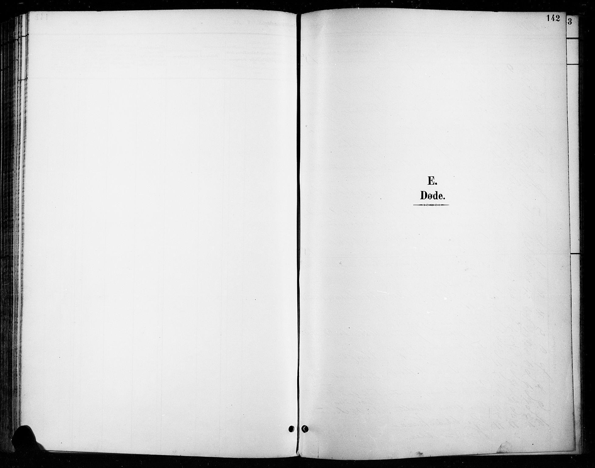 SAH, Vardal prestekontor, H/Ha/Haa/L0011: Ministerialbok nr. 11, 1891-1901, s. 142