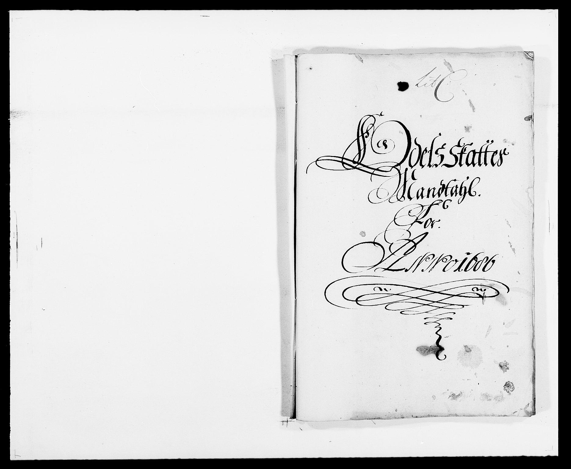 RA, Rentekammeret inntil 1814, Reviderte regnskaper, Fogderegnskap, R32/L1857: Fogderegnskap Jarlsberg grevskap, 1686-1690, s. 189