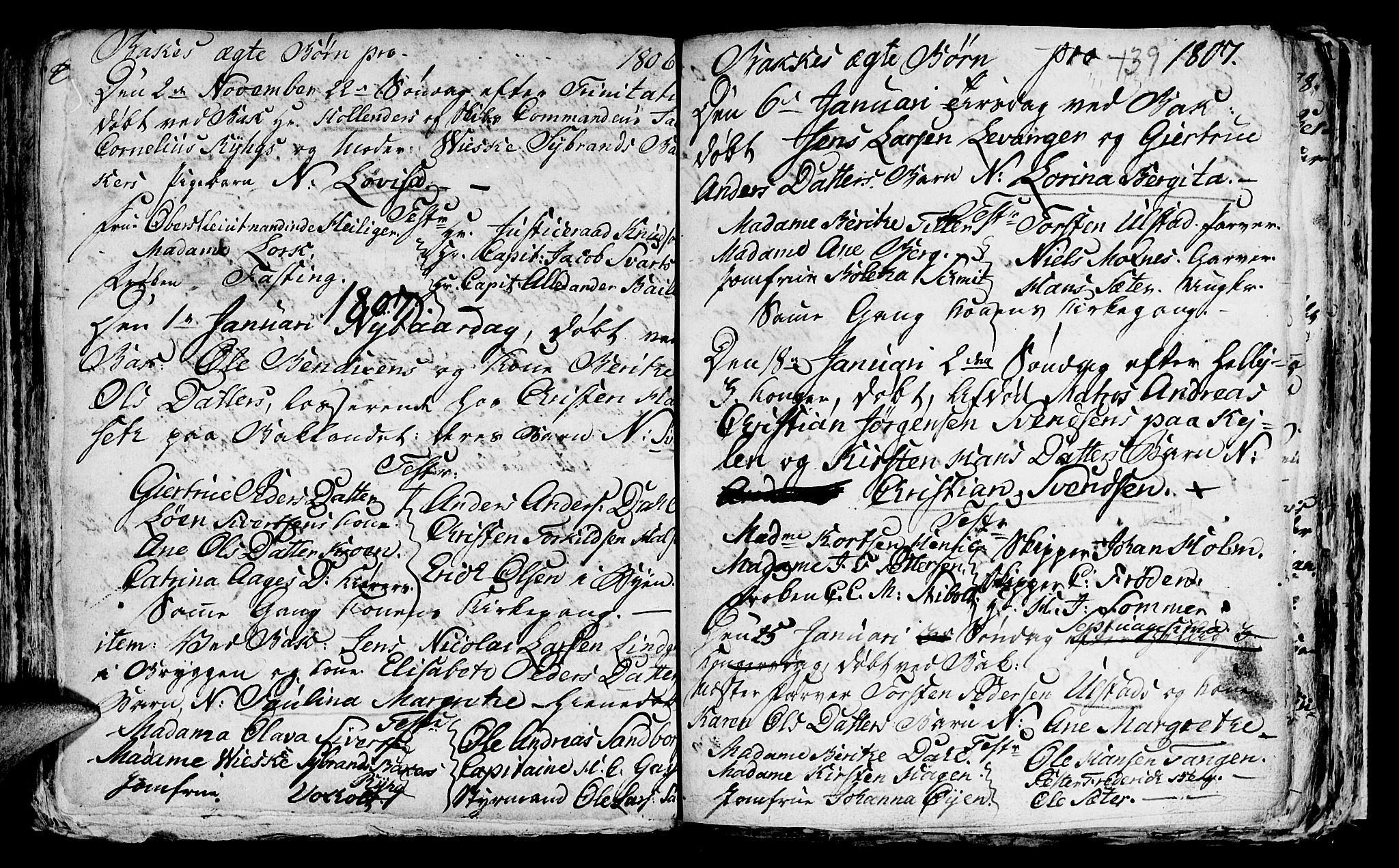 SAT, Ministerialprotokoller, klokkerbøker og fødselsregistre - Sør-Trøndelag, 604/L0218: Klokkerbok nr. 604C01, 1754-1819, s. 139