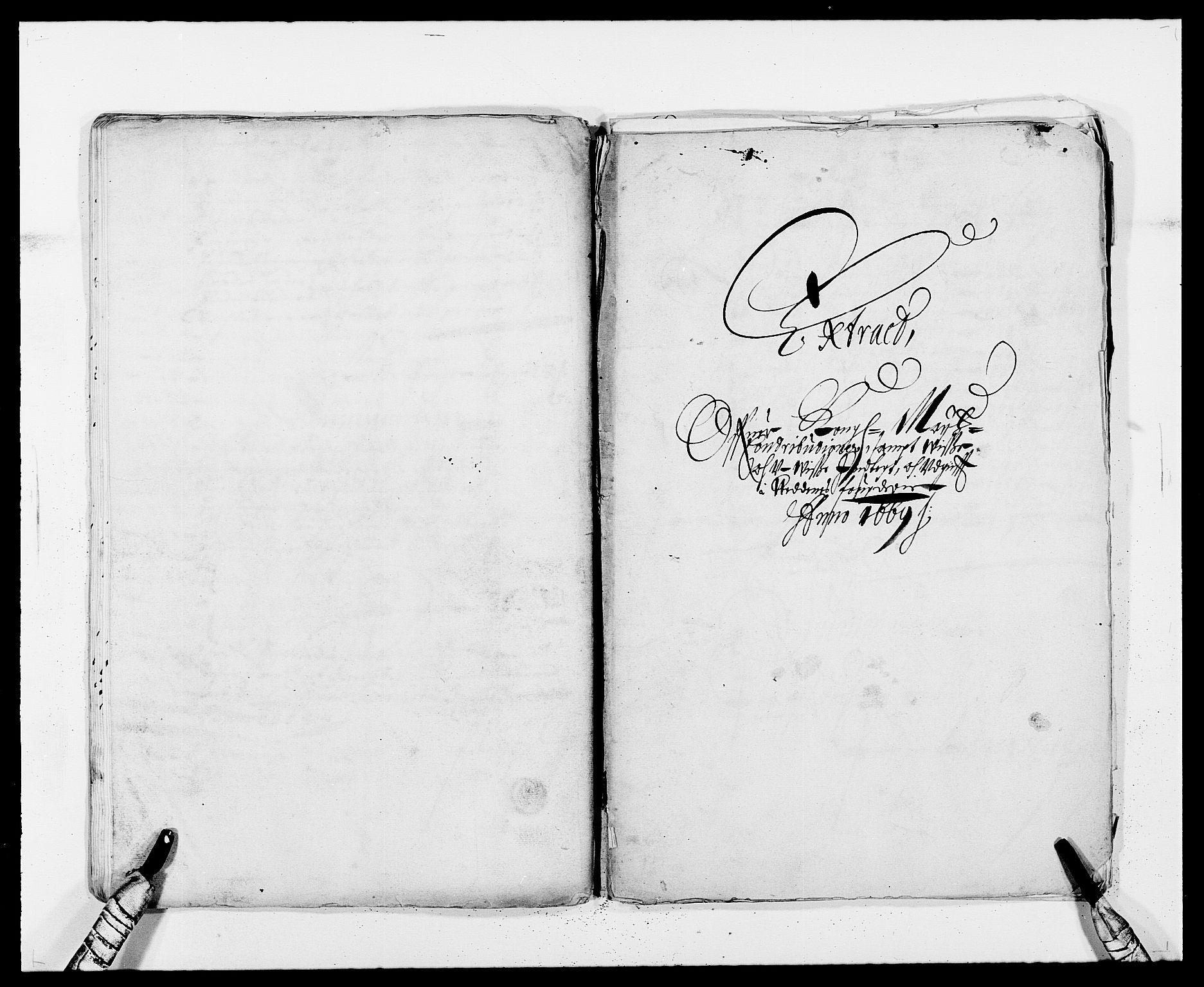 RA, Rentekammeret inntil 1814, Reviderte regnskaper, Fogderegnskap, R39/L2298: Fogderegnskap Nedenes, 1667-1669, s. 132