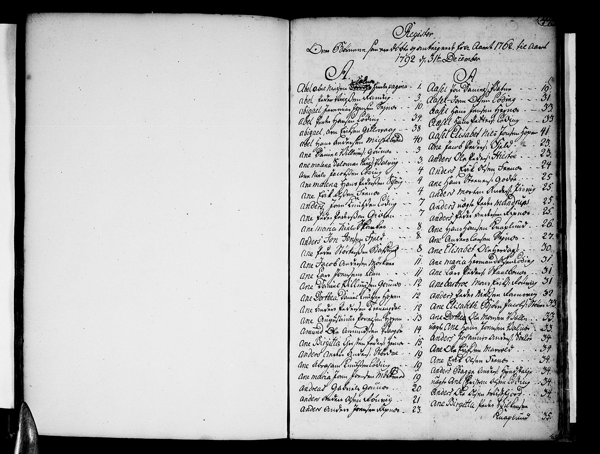 SAT, Ministerialprotokoller, klokkerbøker og fødselsregistre - Nordland, 801/L0003: Ministerialbok nr. 801A03, 1762-1795, s. 443