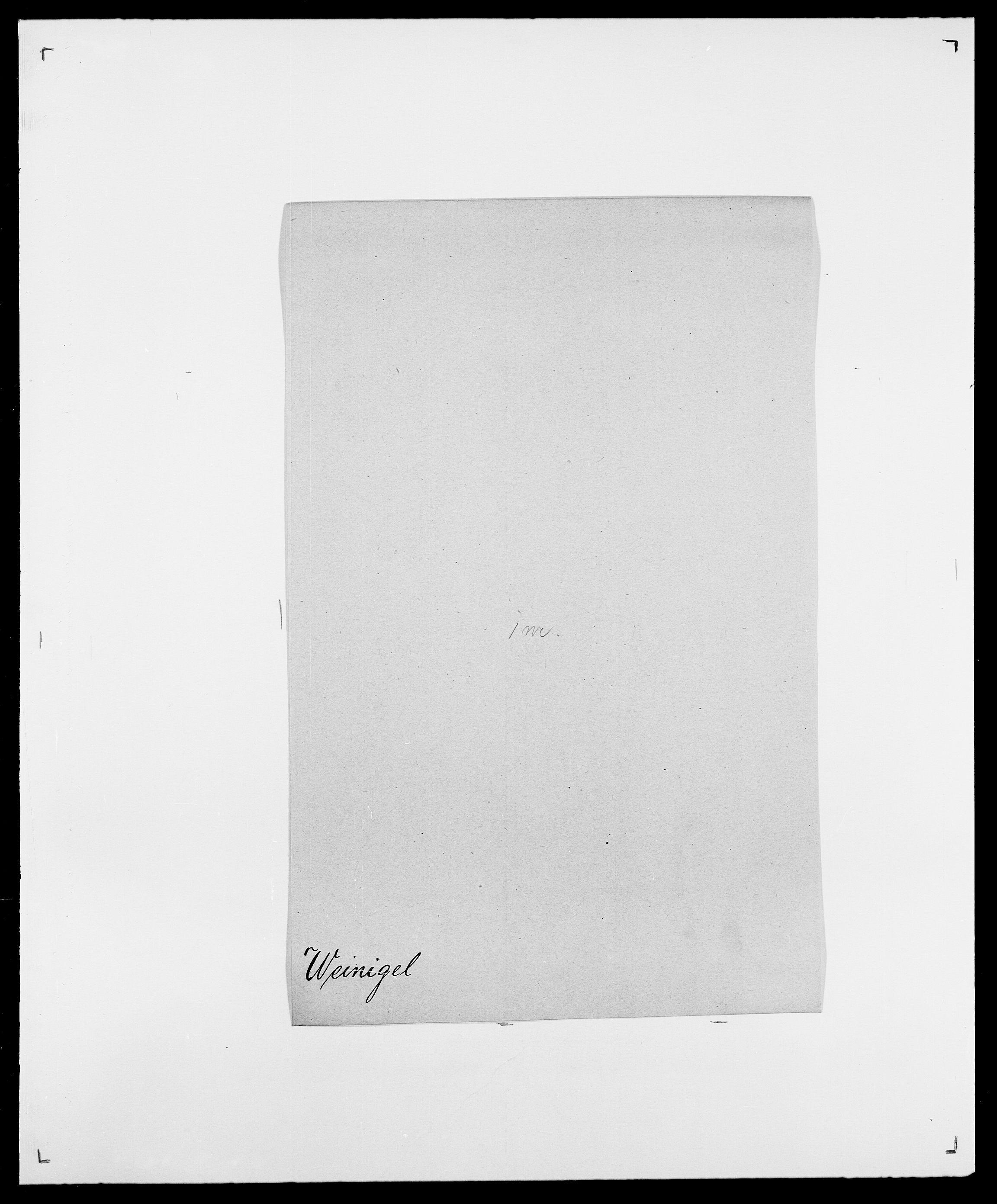 SAO, Delgobe, Charles Antoine - samling, D/Da/L0040: Usgaard - Velund, s. 589