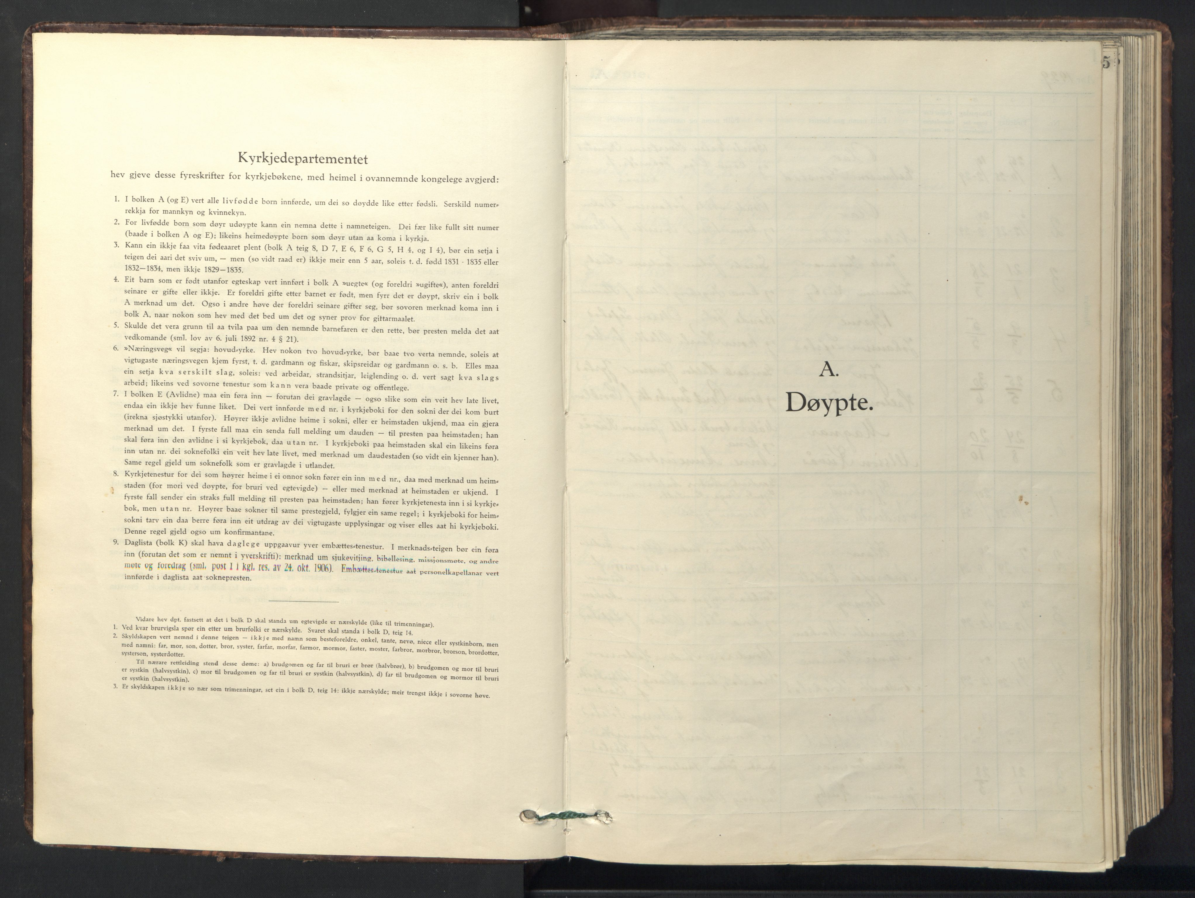 SAT, Ministerialprotokoller, klokkerbøker og fødselsregistre - Sør-Trøndelag, 667/L0799: Klokkerbok nr. 667C04, 1929-1950