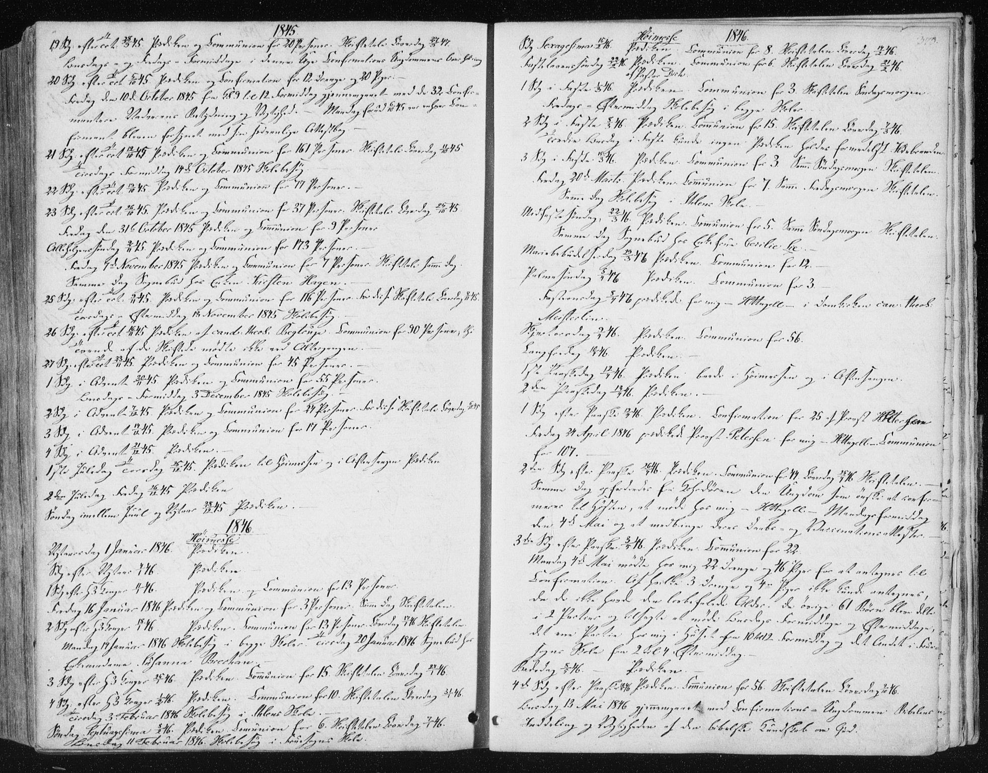 SAT, Ministerialprotokoller, klokkerbøker og fødselsregistre - Sør-Trøndelag, 602/L0110: Ministerialbok nr. 602A08, 1840-1854, s. 370