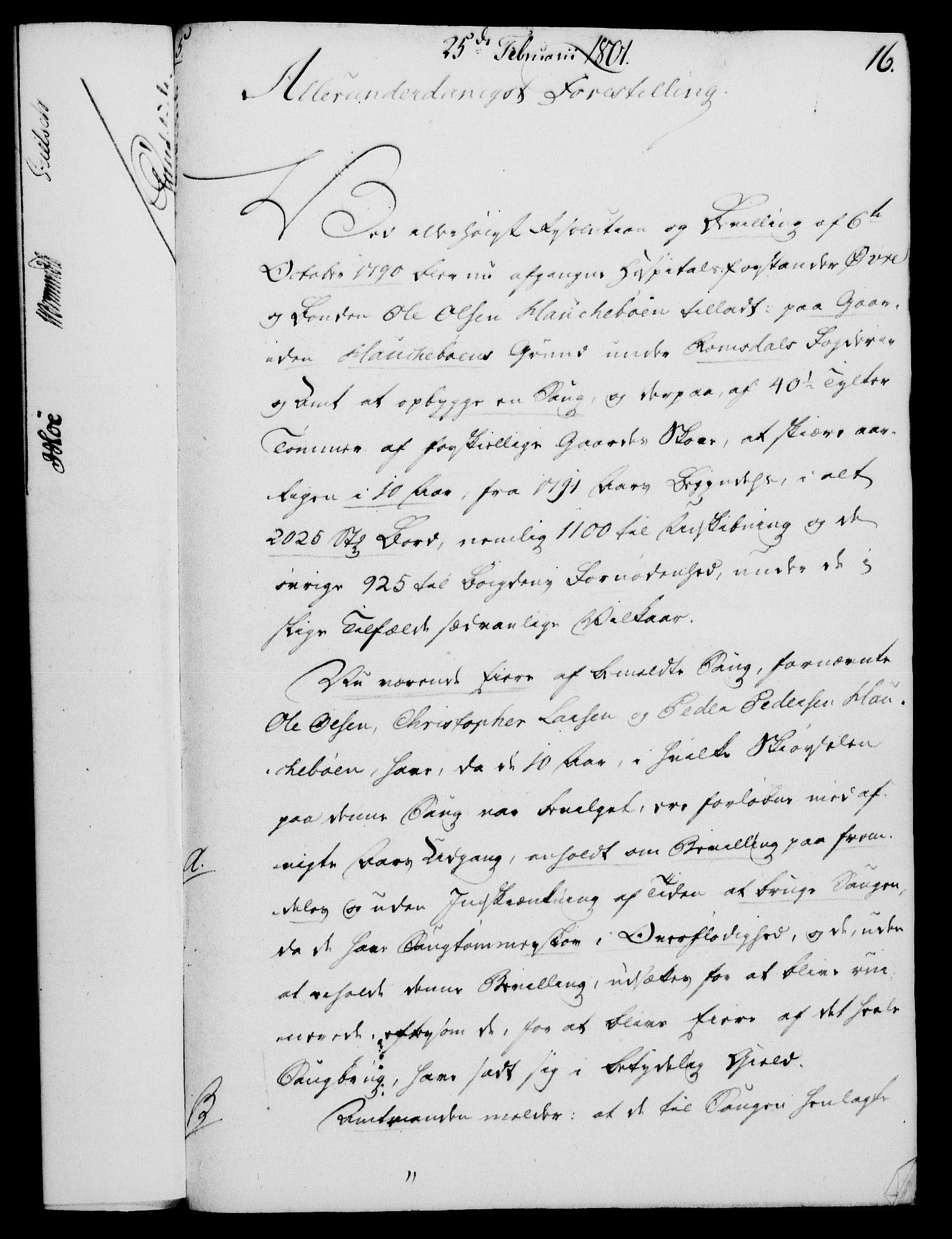RA, Rentekammeret, Kammerkanselliet, G/Gf/Gfa/L0083: Norsk relasjons- og resolusjonsprotokoll (merket RK 52.83), 1801, s. 138