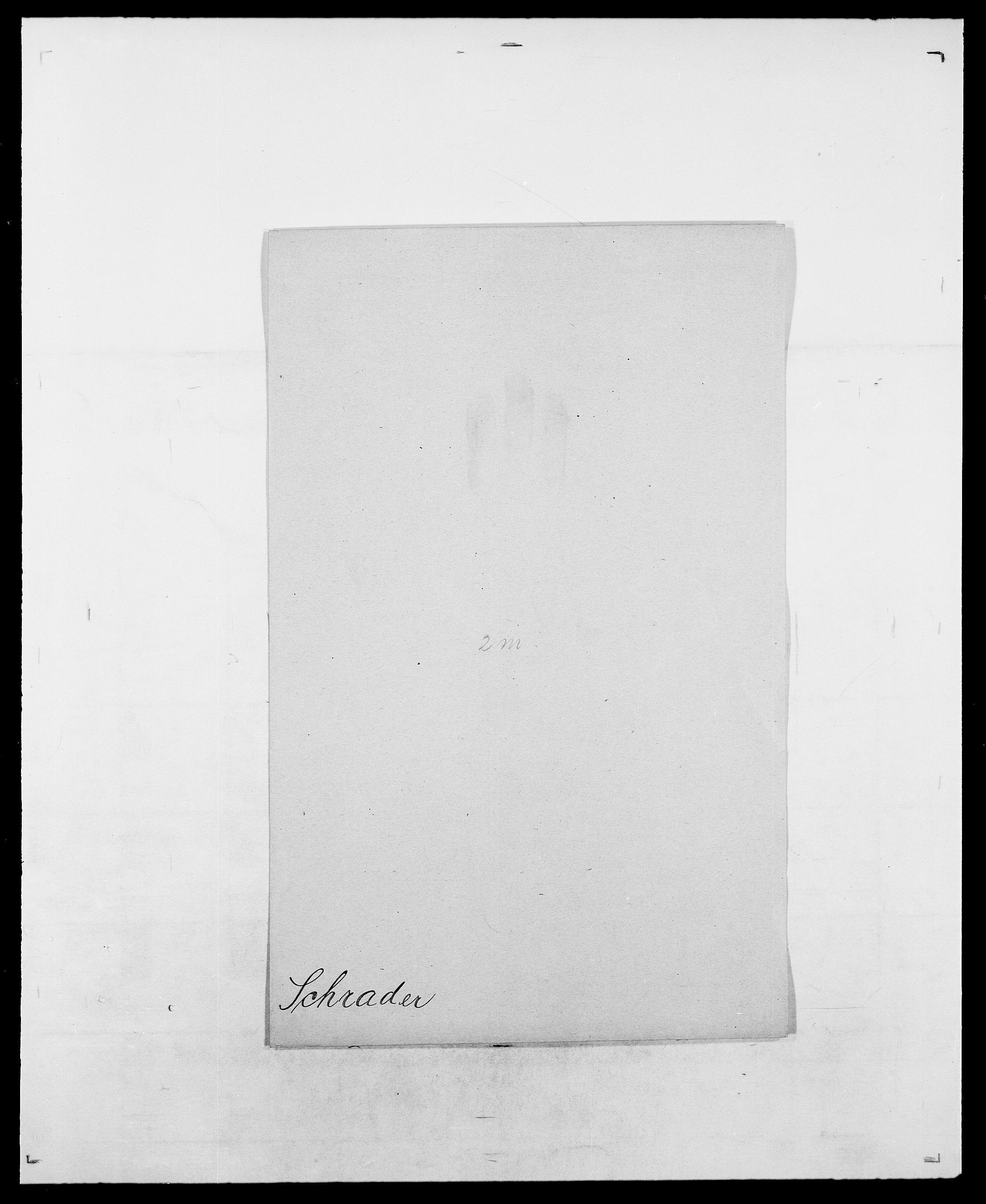 SAO, Delgobe, Charles Antoine - samling, D/Da/L0035: Schnabel - sjetman, s. 116