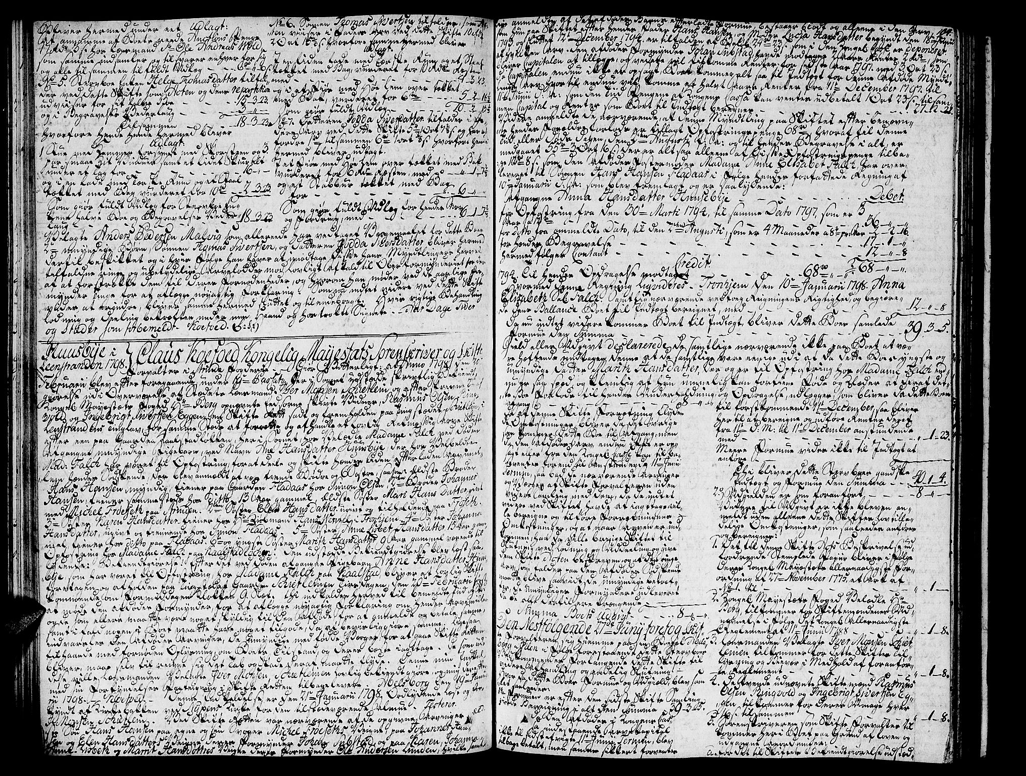 SAT, Strinda og Selbu sorenskriveri, 3/3A/3Aa/L0009: Skifteprotokoll 9, 1797-1802, s. 103b-104a