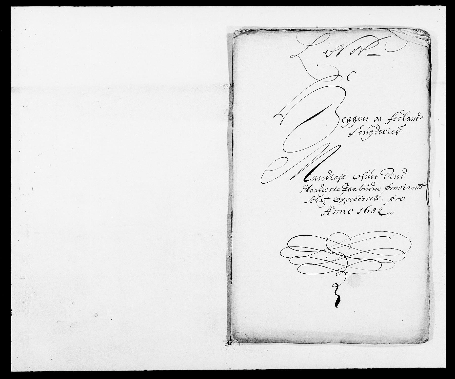RA, Rentekammeret inntil 1814, Reviderte regnskaper, Fogderegnskap, R06/L0280: Fogderegnskap Heggen og Frøland, 1681-1684, s. 296