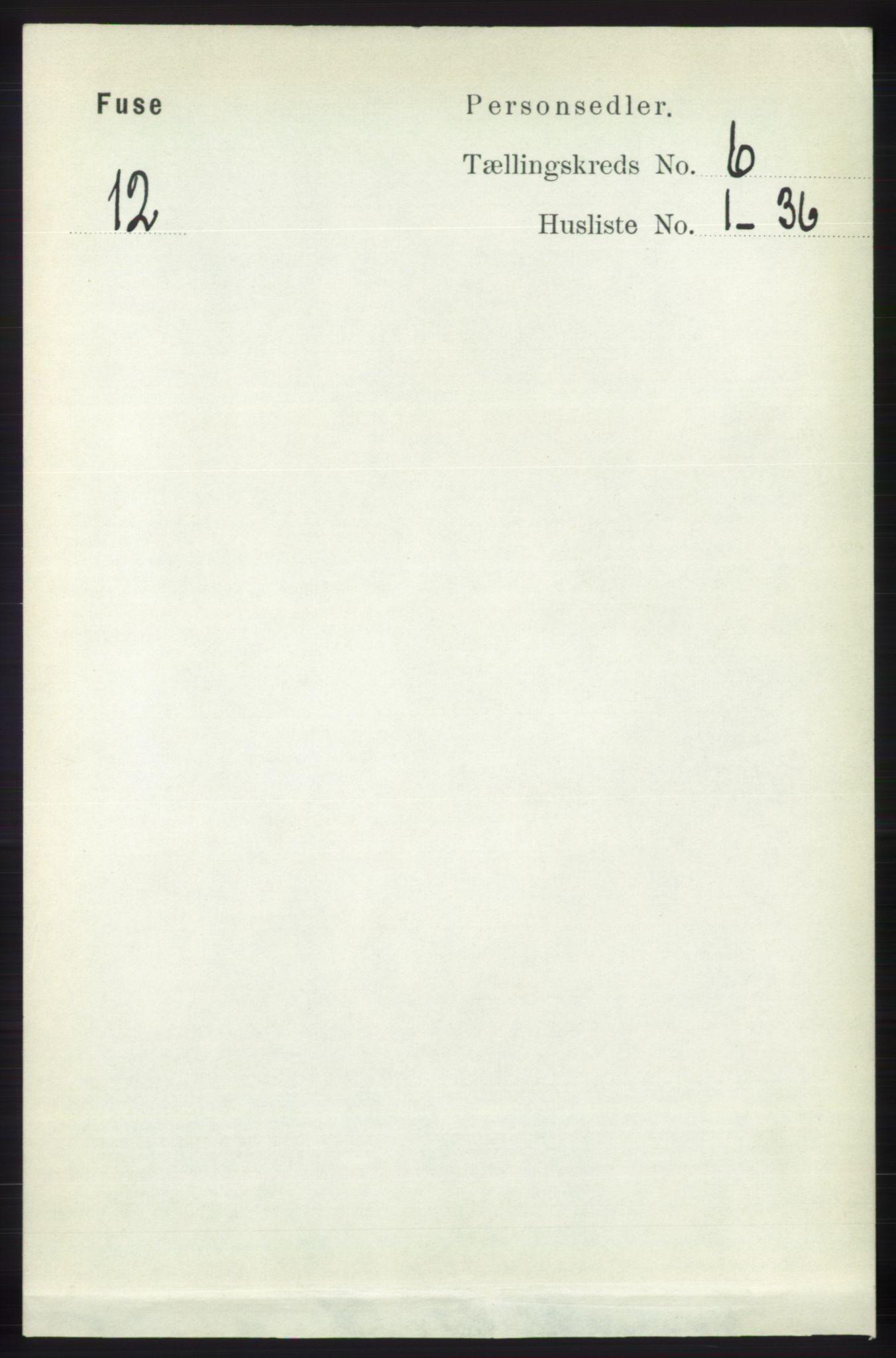RA, Folketelling 1891 for 1241 Fusa herred, 1891, s. 1079