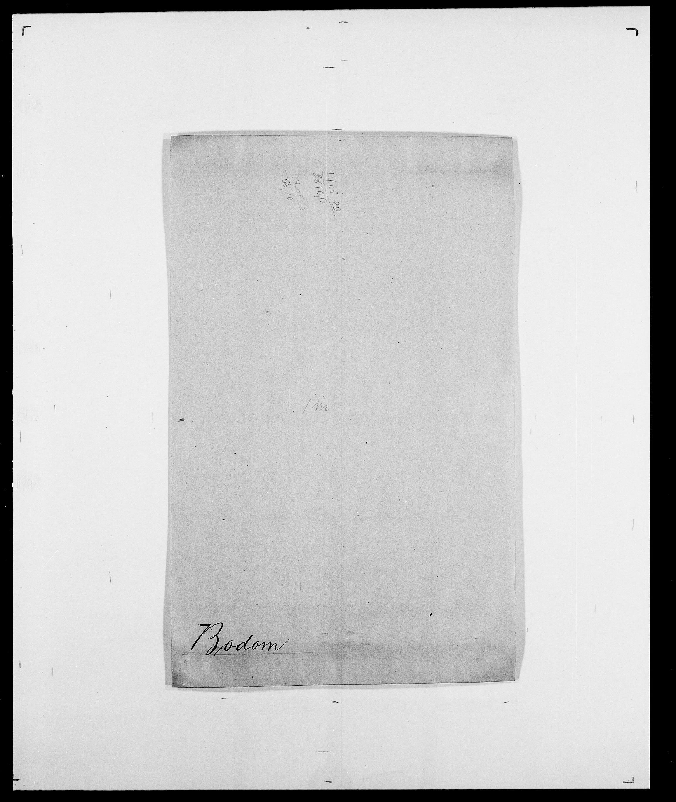SAO, Delgobe, Charles Antoine - samling, D/Da/L0005: Boalth - Brahm, s. 32