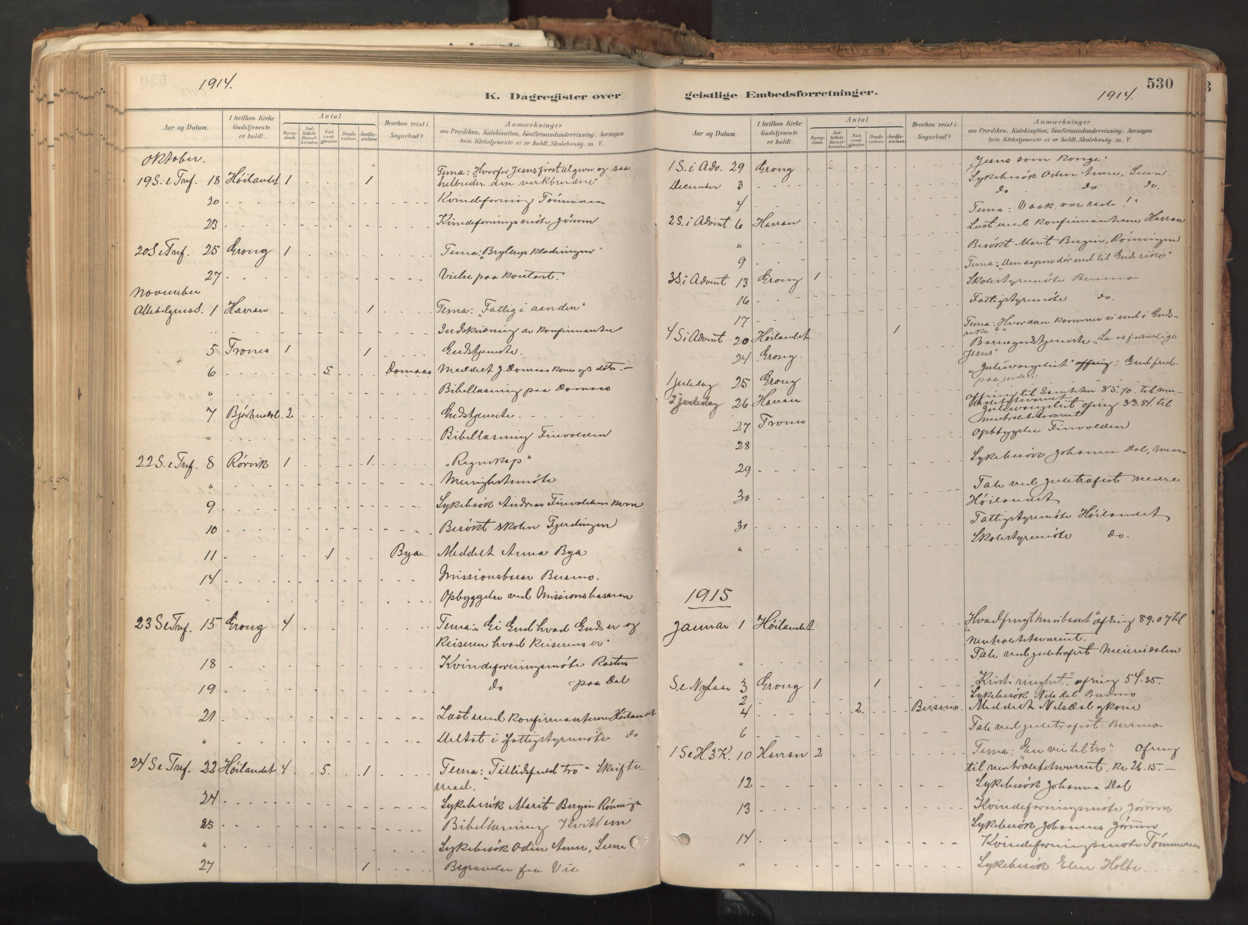 SAT, Ministerialprotokoller, klokkerbøker og fødselsregistre - Nord-Trøndelag, 758/L0519: Ministerialbok nr. 758A04, 1880-1926, s. 530