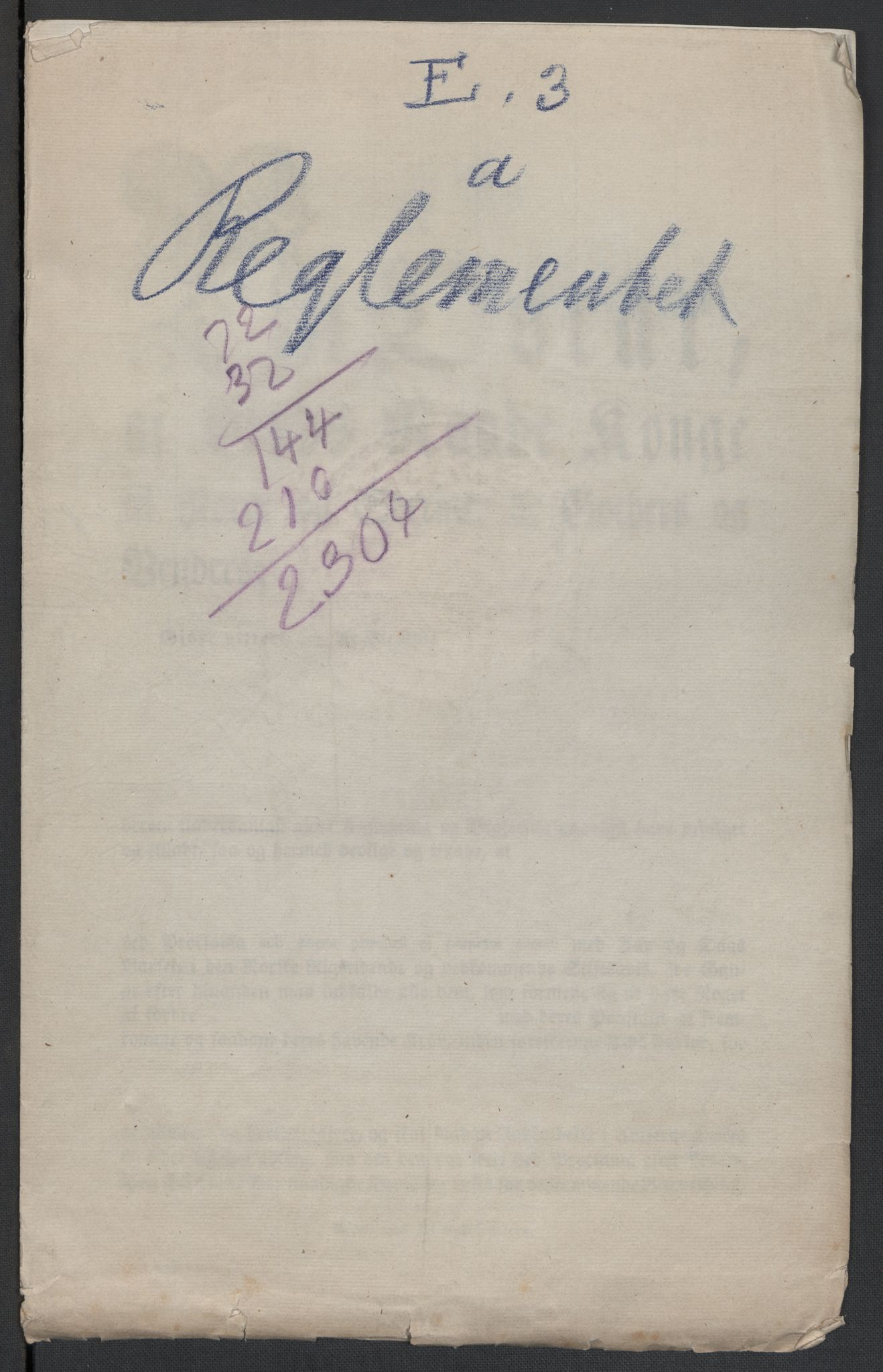 RA, Christie, Wilhelm Frimann Koren, F/L0005, 1815-1816, s. 106