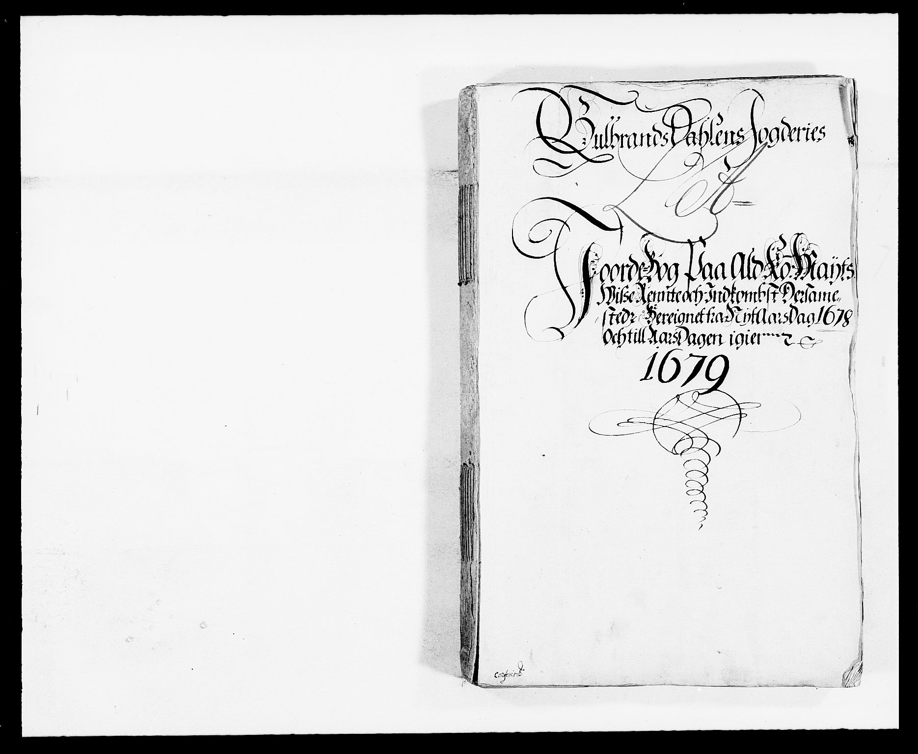 RA, Rentekammeret inntil 1814, Reviderte regnskaper, Fogderegnskap, R17/L1152: Fogderegnskap Gudbrandsdal, 1678-1679, s. 27