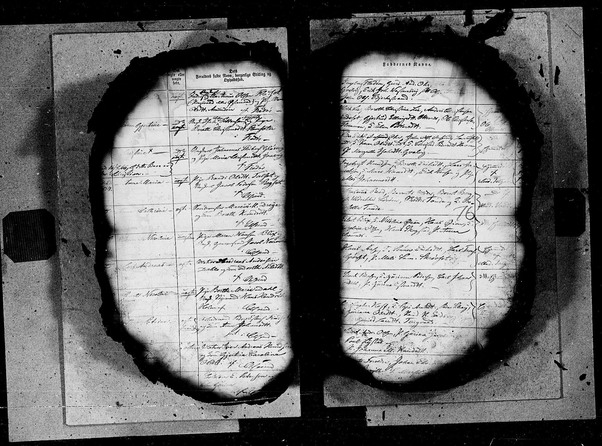 SAT, Ministerialprotokoller, klokkerbøker og fødselsregistre - Møre og Romsdal, 572/L0844: Ministerialbok nr. 572A07, 1842-1855, s. 76