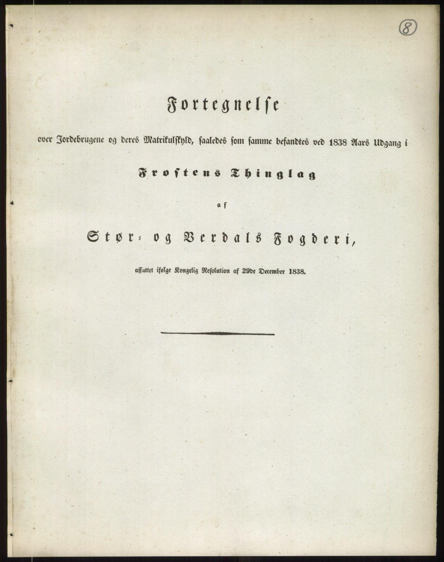 RA, 1838-matrikkelen (publikasjon)*, 1838, s. 8