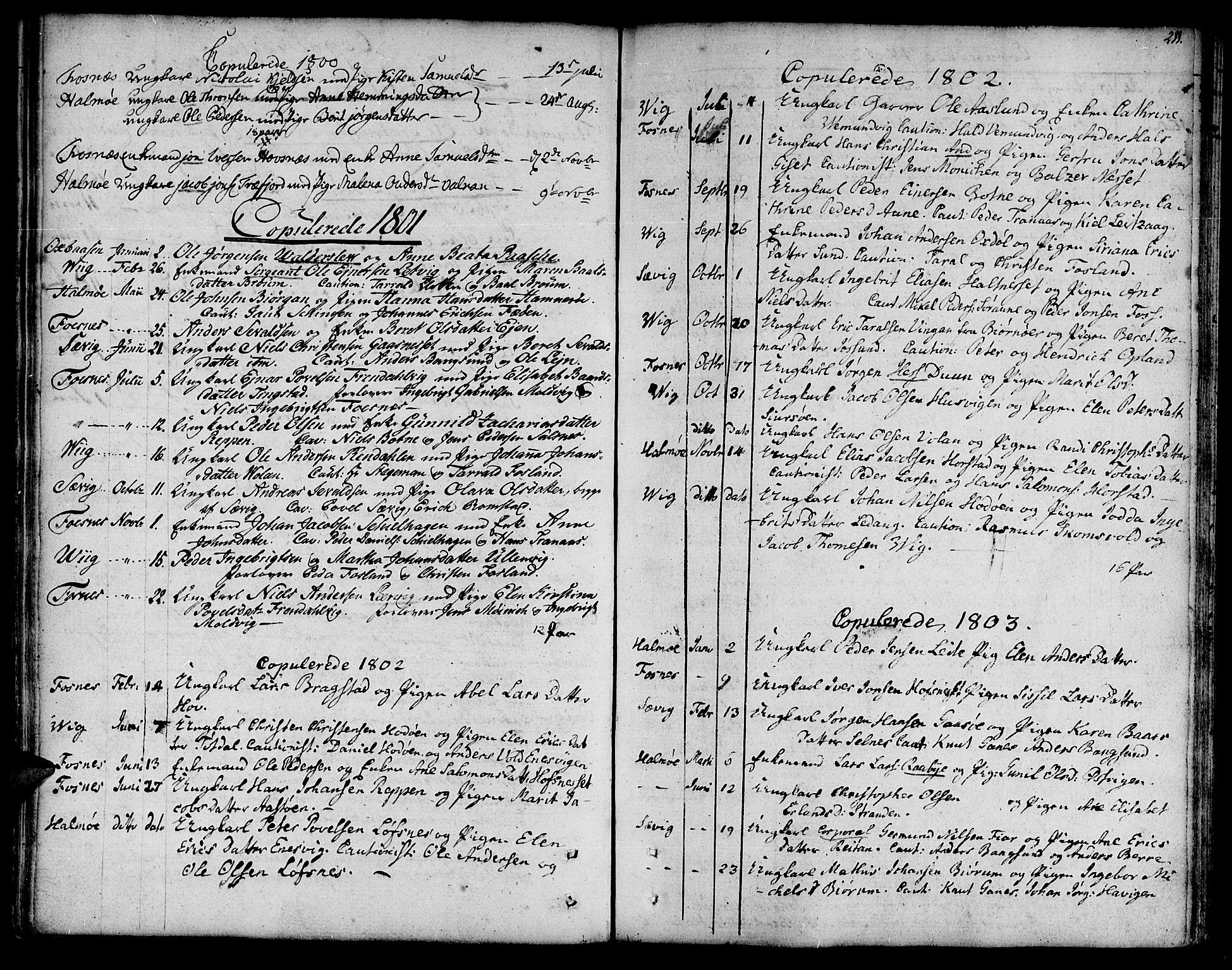 SAT, Ministerialprotokoller, klokkerbøker og fødselsregistre - Nord-Trøndelag, 773/L0608: Ministerialbok nr. 773A02, 1784-1816, s. 211