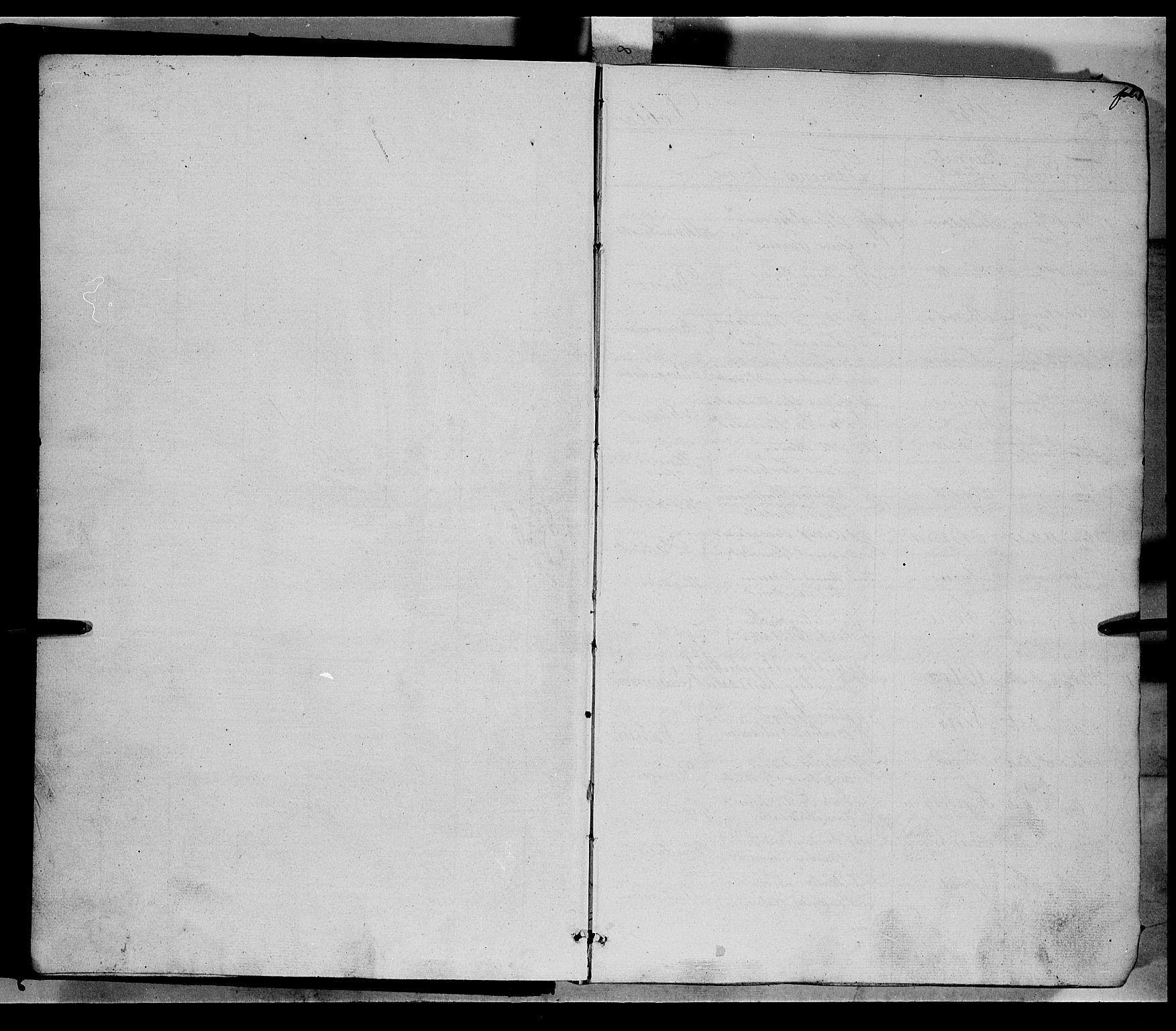 SAH, Nord-Aurdal prestekontor, Ministerialbok nr. 7, 1842-1863, s. 1