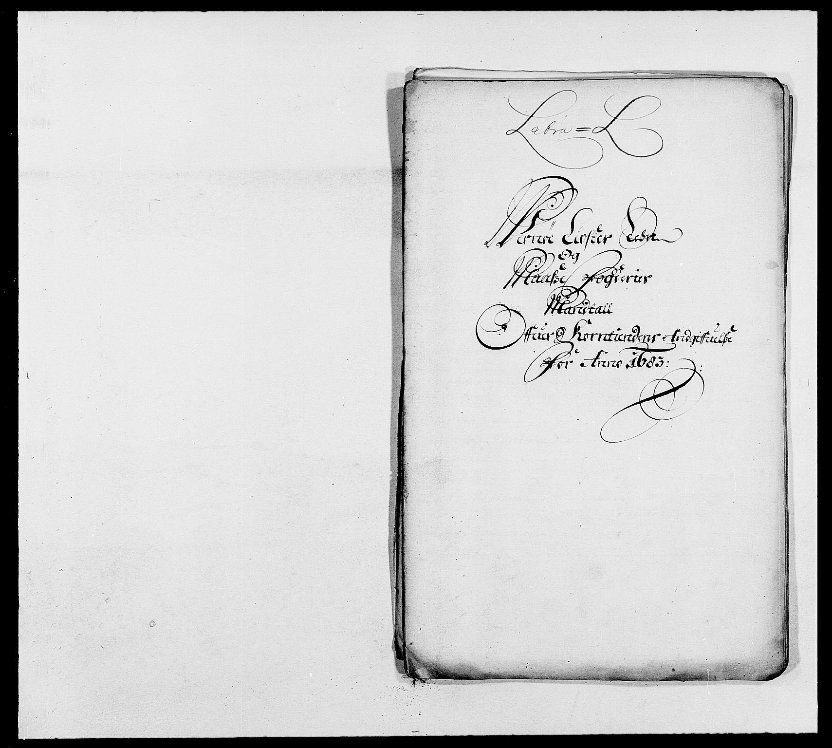 RA, Rentekammeret inntil 1814, Reviderte regnskaper, Fogderegnskap, R02/L0103: Fogderegnskap Moss og Verne kloster, 1682-1684, s. 363