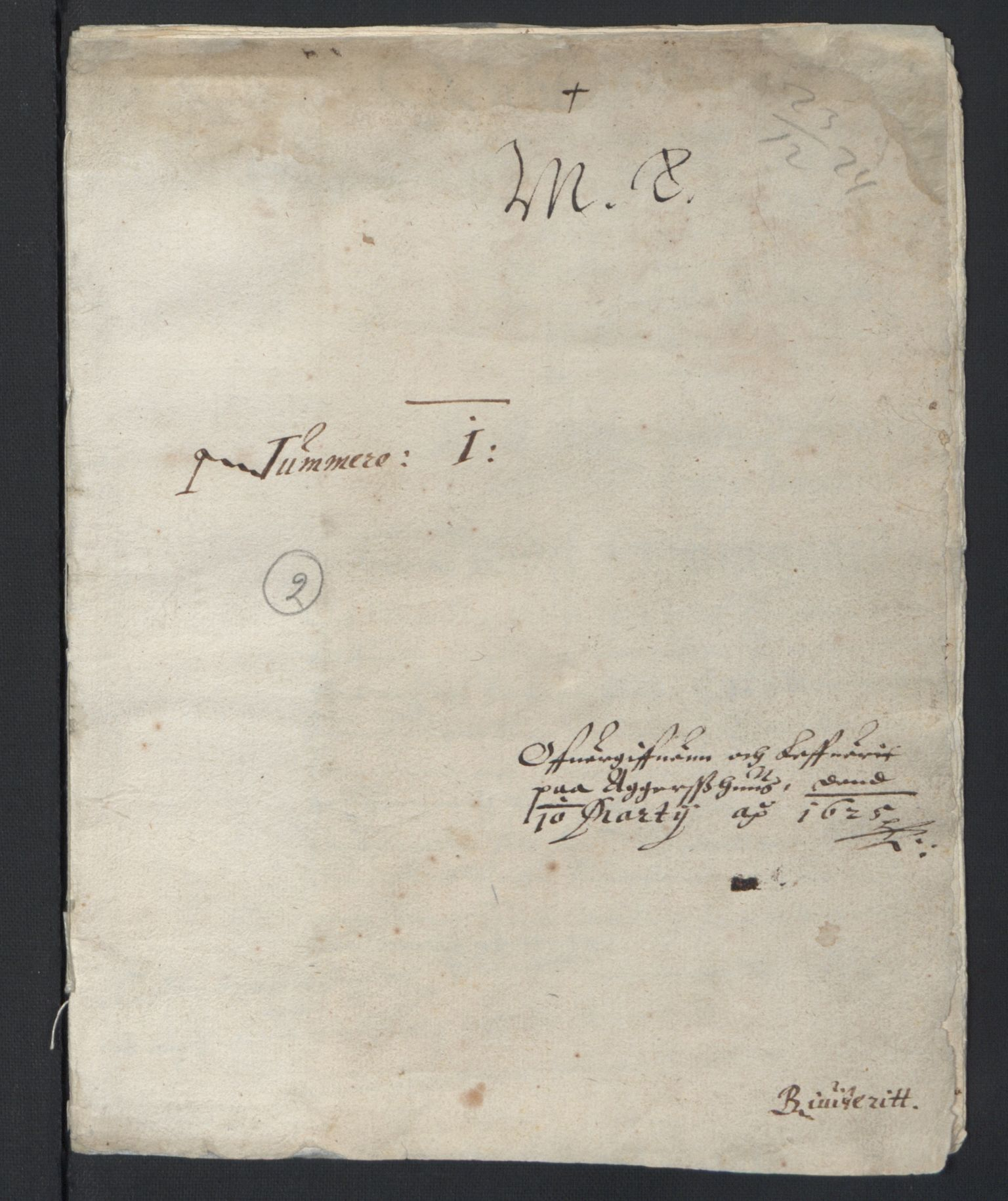 RA, Stattholderembetet 1572-1771, Ek/L0007: Jordebøker til utlikning av rosstjeneste 1624-1626:, 1624-1625, s. 29