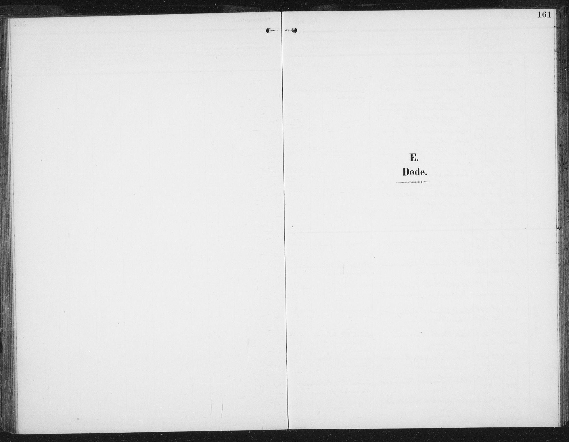 SAT, Ministerialprotokoller, klokkerbøker og fødselsregistre - Sør-Trøndelag, 674/L0872: Ministerialbok nr. 674A04, 1897-1907, s. 161