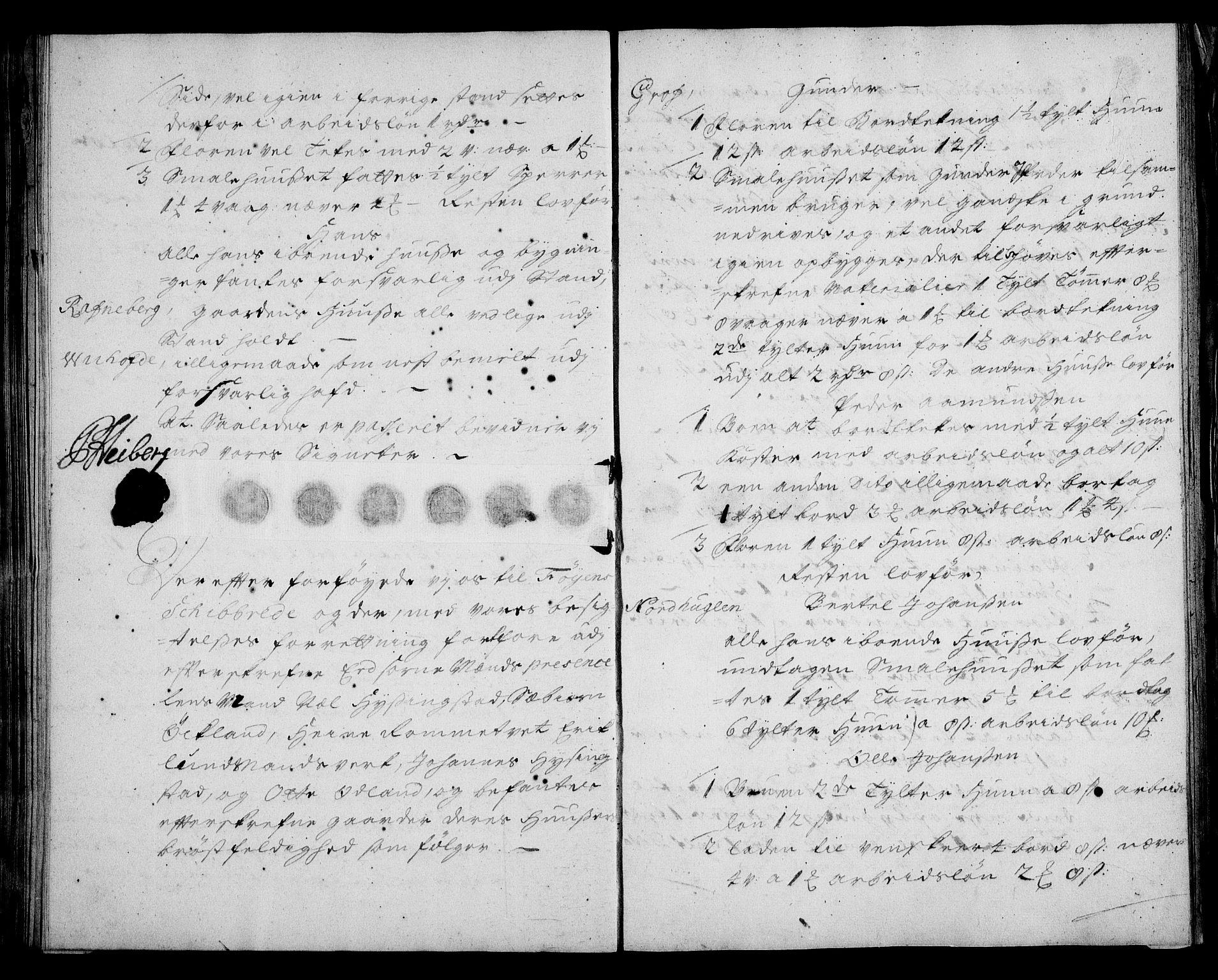 RA, Rentekammeret inntil 1814, Realistisk ordnet avdeling, On/L0003: [Jj 4]: Kommisjonsforretning over Vilhelm Hanssøns forpaktning av Halsnøy klosters gods, 1721-1729, s. 40