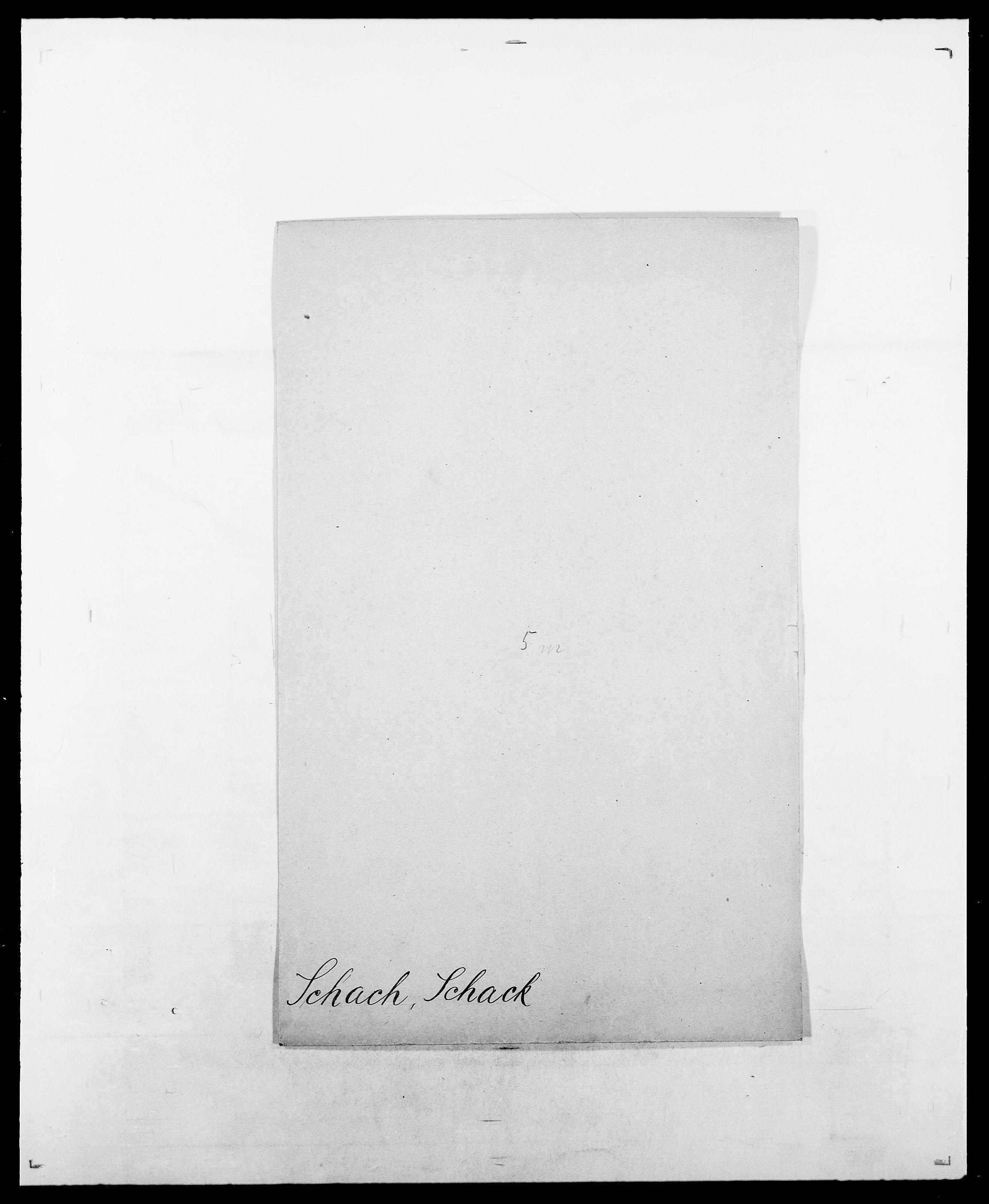 SAO, Delgobe, Charles Antoine - samling, D/Da/L0034: Saabye - Schmincke, s. 295