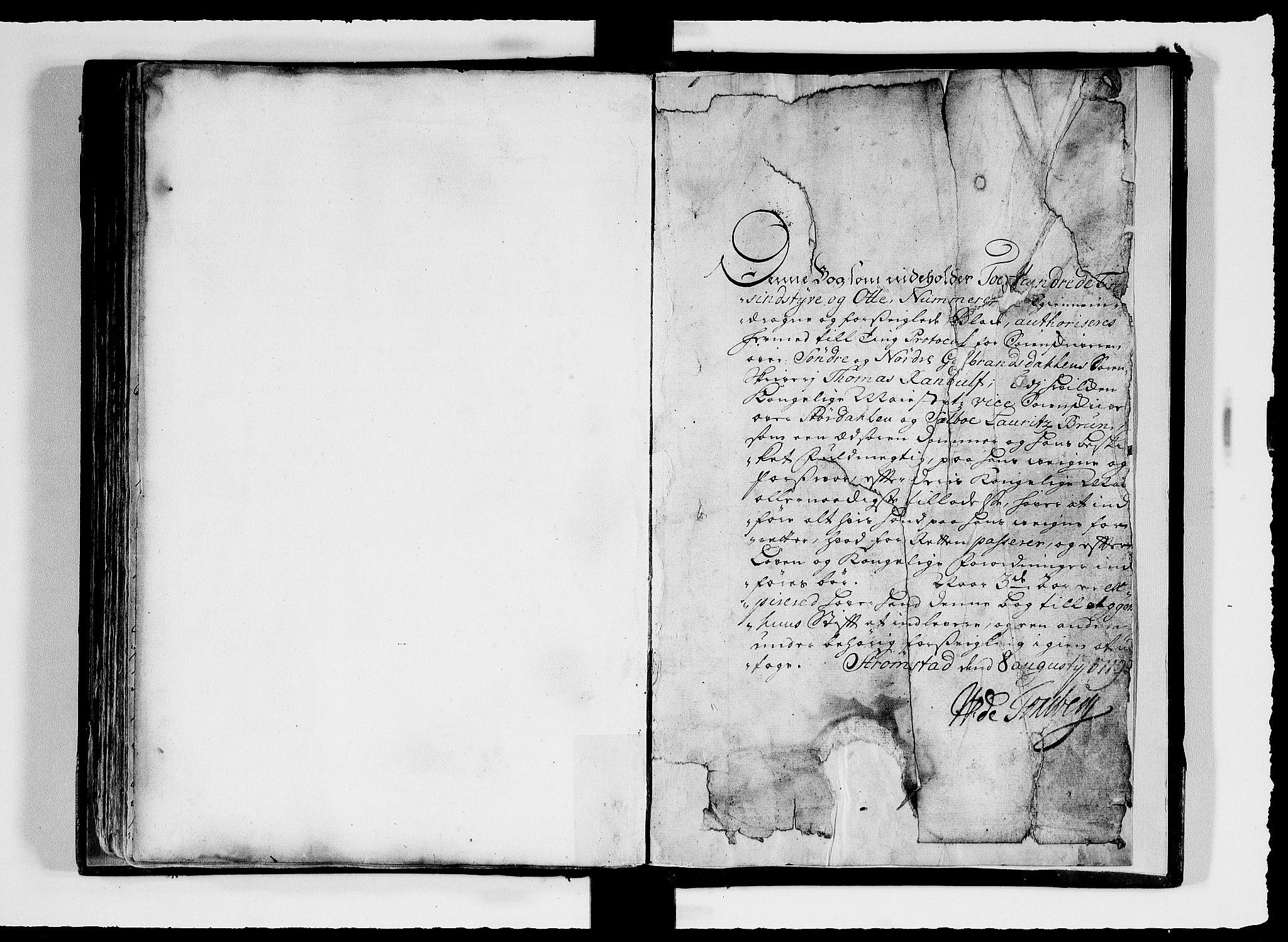 SAH, Sorenskriverier i Gudbrandsdalen, G/Gb/Gbc/L0007: Tingbok - Nord- og Sør-Gudbrandsdal, 1719-1720