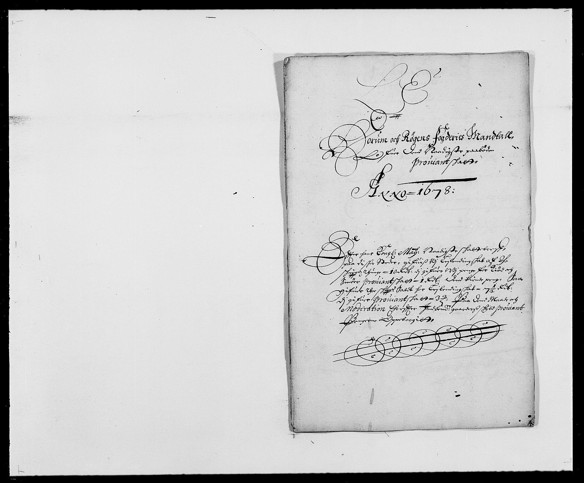 RA, Rentekammeret inntil 1814, Reviderte regnskaper, Fogderegnskap, R29/L1691: Fogderegnskap Hurum og Røyken, 1678-1681, s. 68